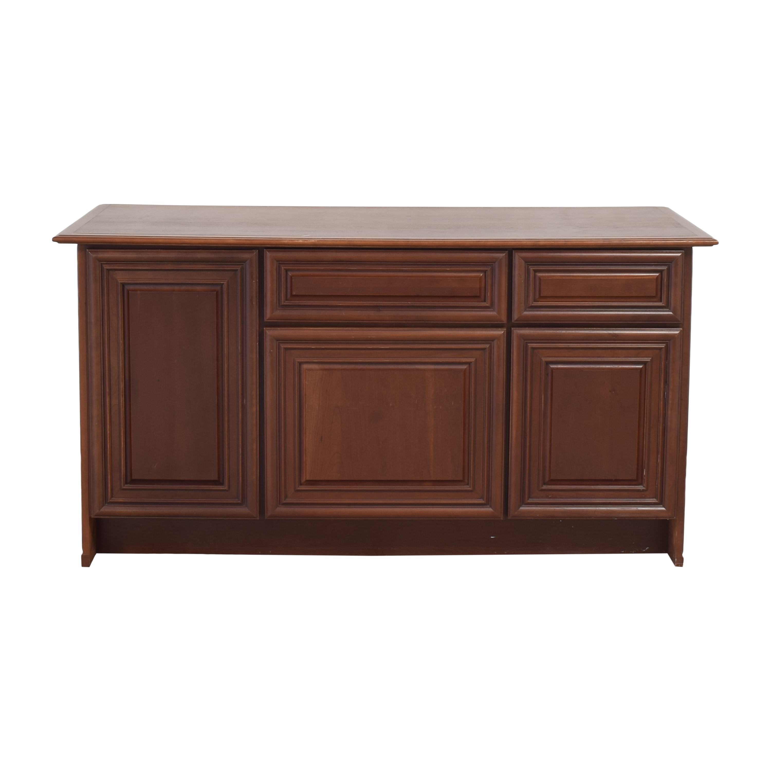 Yorktowne Cabinetry Yorktowne Cabinetry Office Credenza second hand