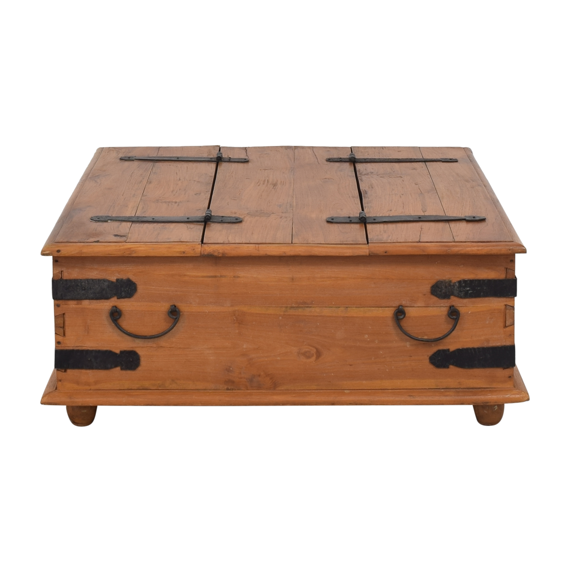 Crate & Barrel Crate & Barrel Storage Coffee Table for sale