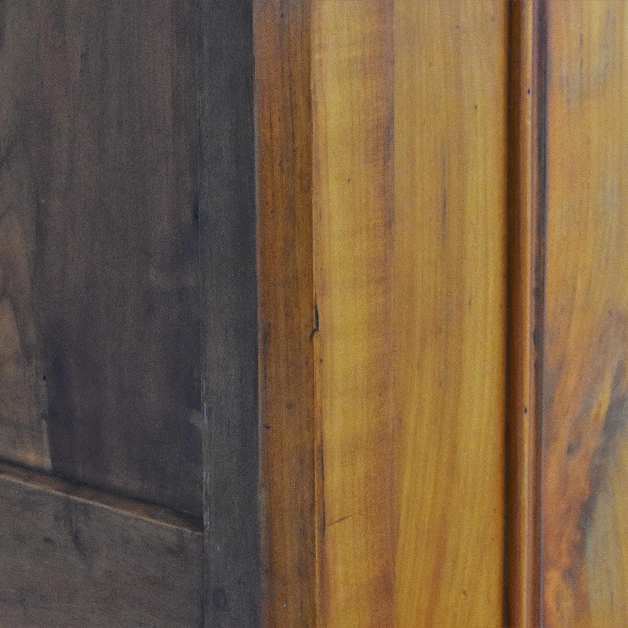 ABC Carpet & Home ABC Carpet & Home Two Door Armoire nj