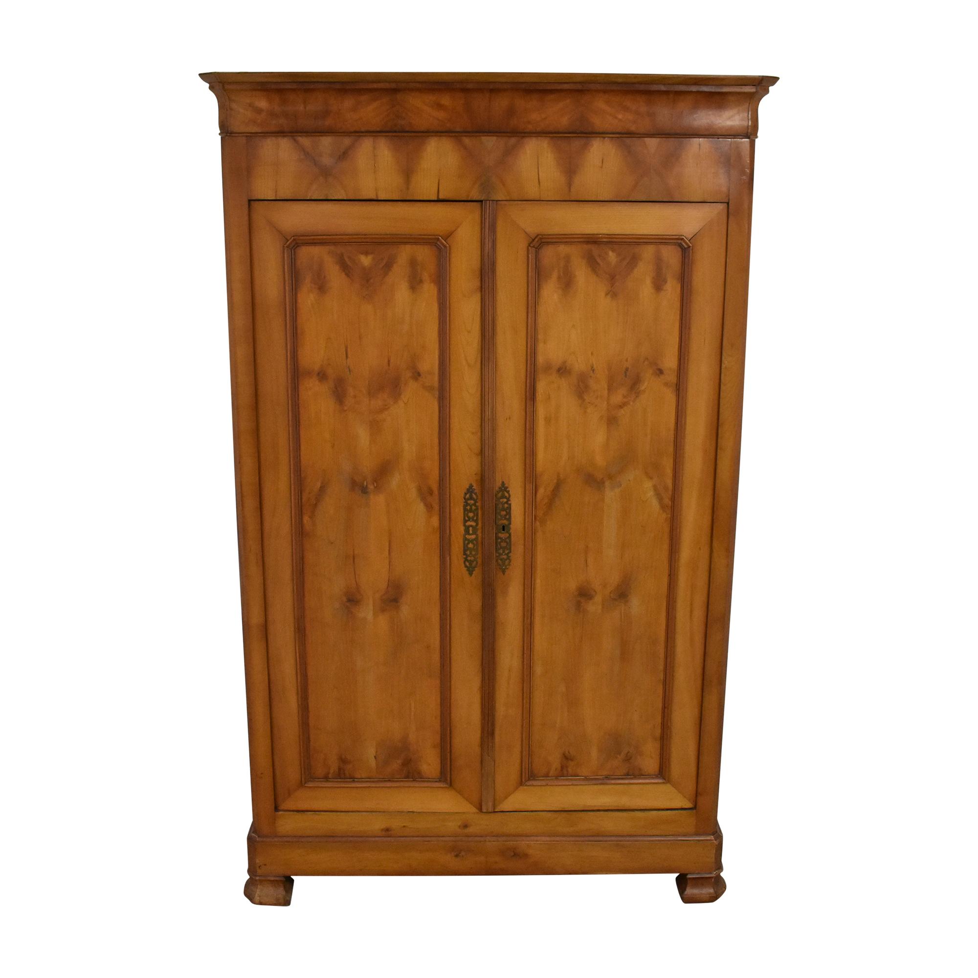 shop ABC Carpet & Home ABC Carpet & Home Two Door Armoire online