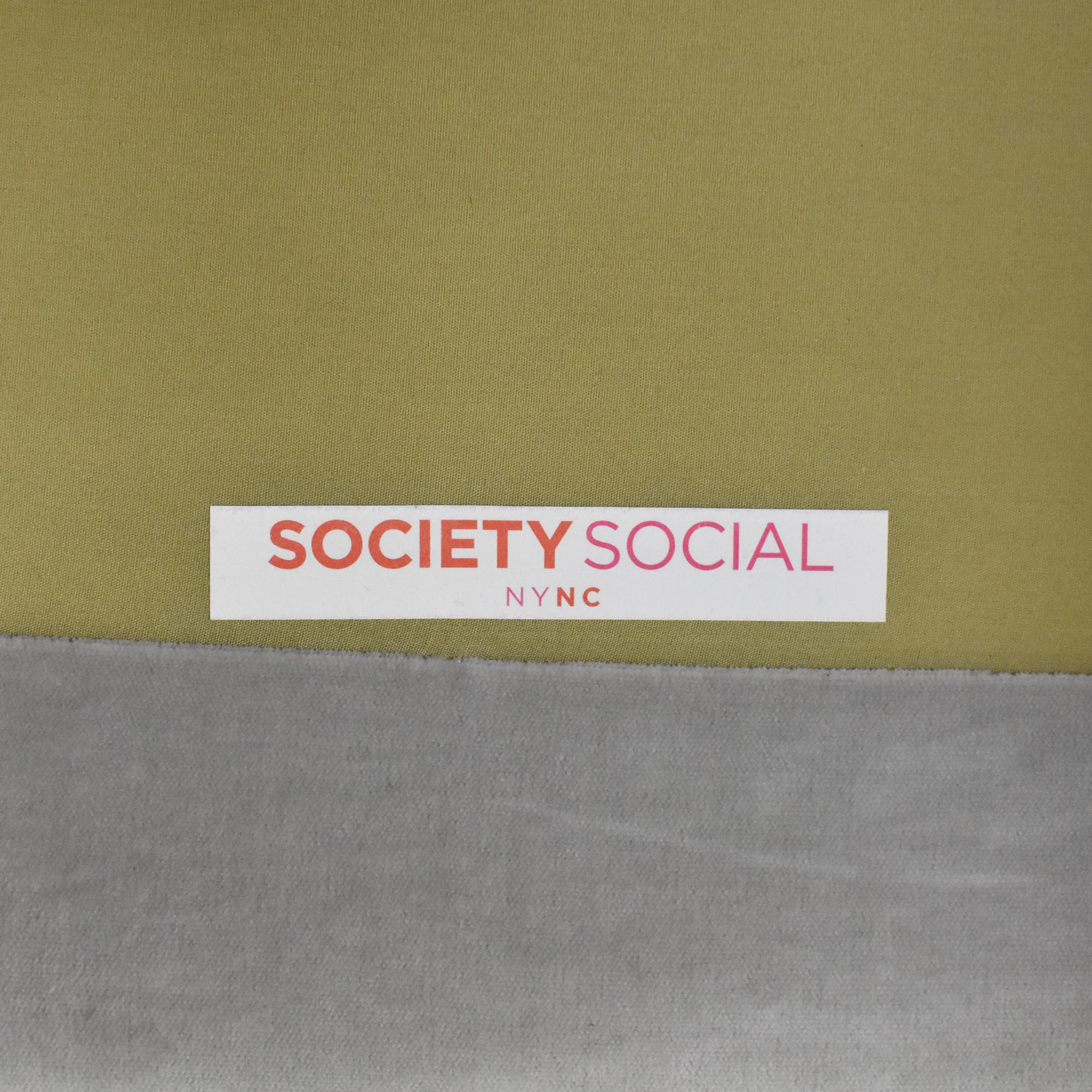 Society Social Society Social Quinn Sofa