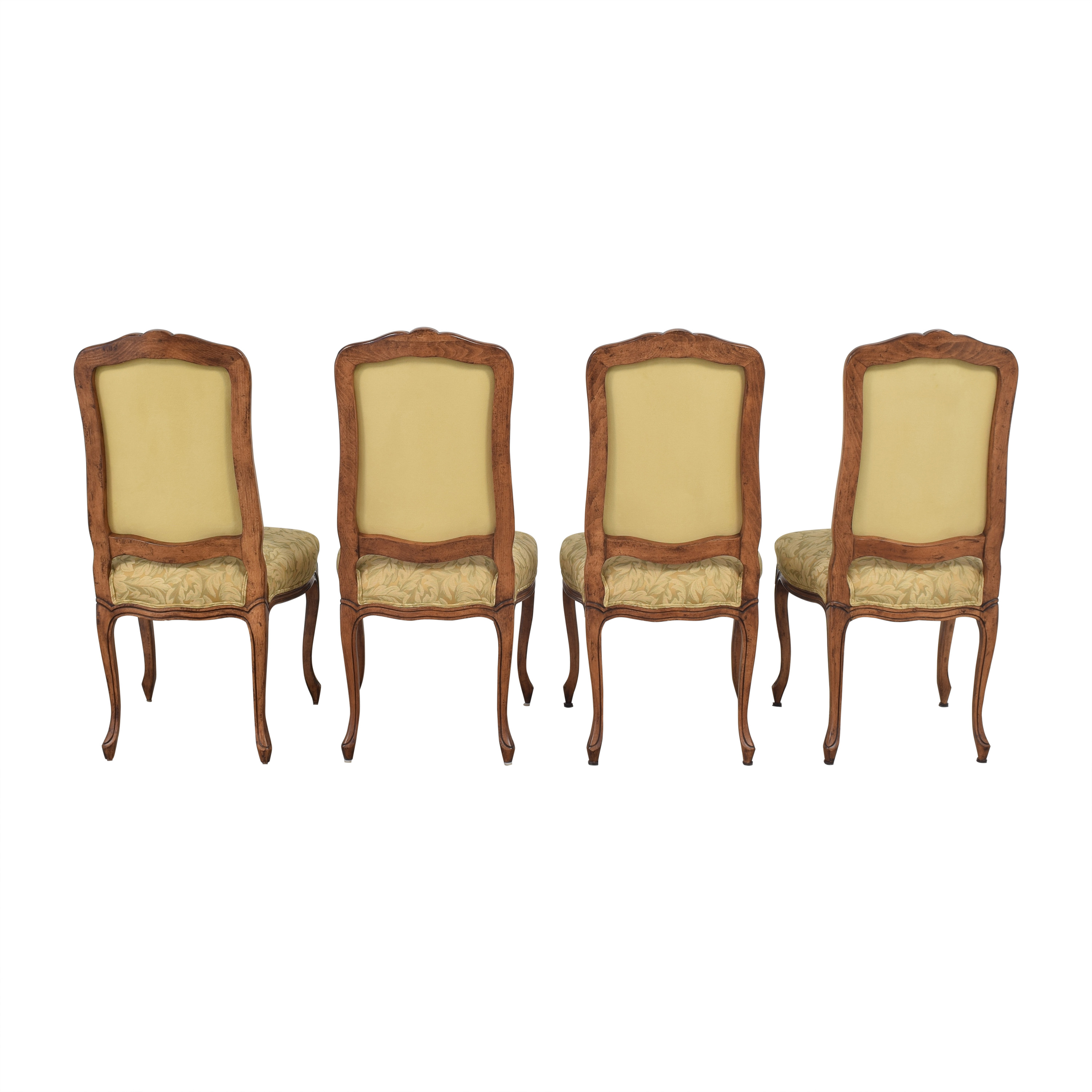 Fremarc Designs Fremarc Designs Carved Upholstered Dining Chairs coupon
