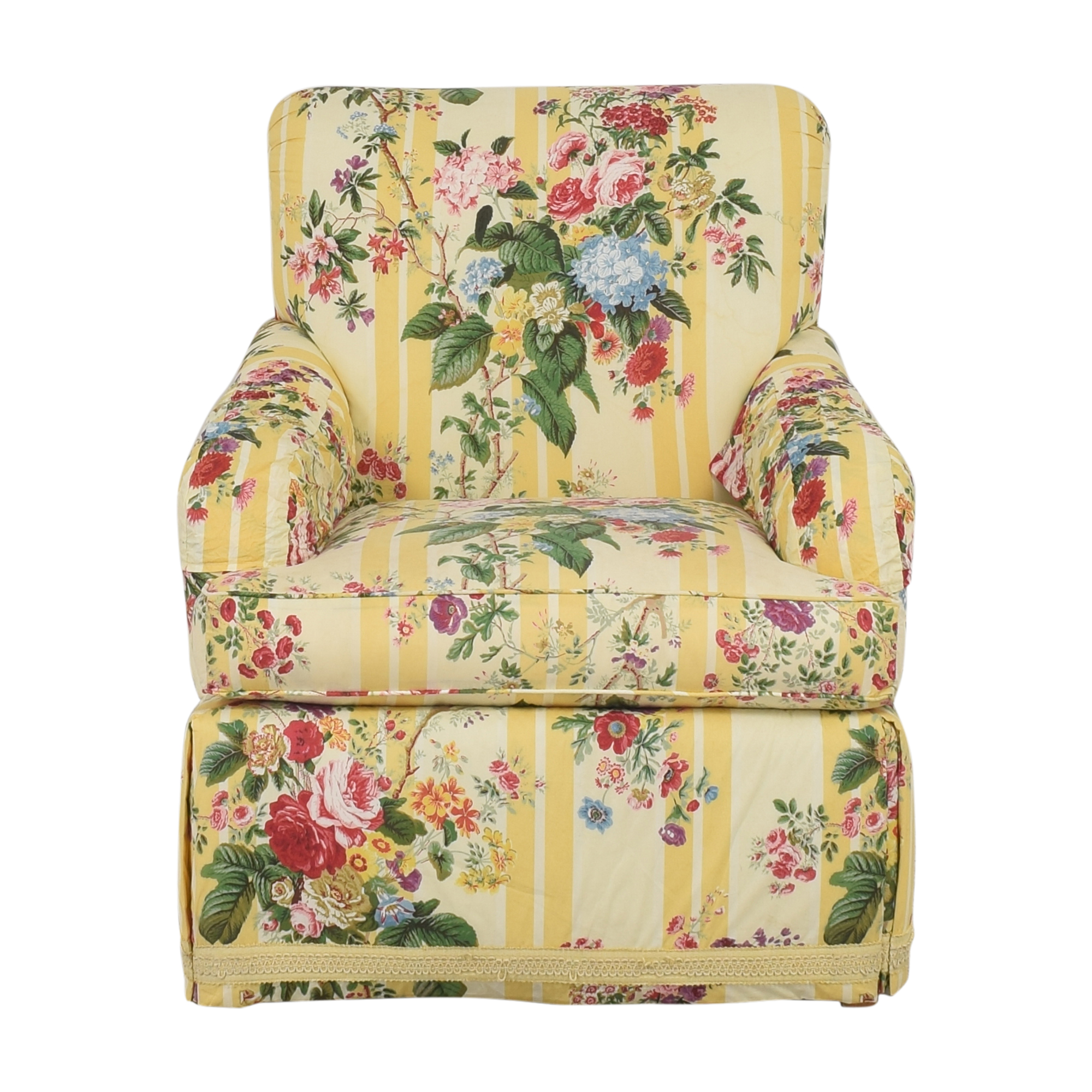 buy Pearson Custom Upholstered Arm Chair Pearson Accent Chairs