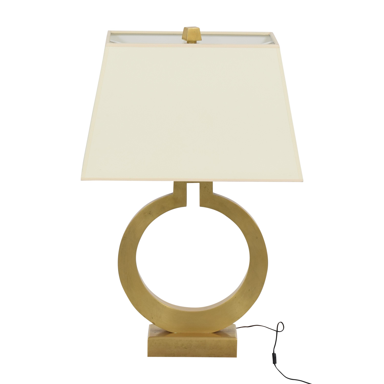 Visual Comfort Visual Comfort E. F. Chapman Ring Table Lamp on sale