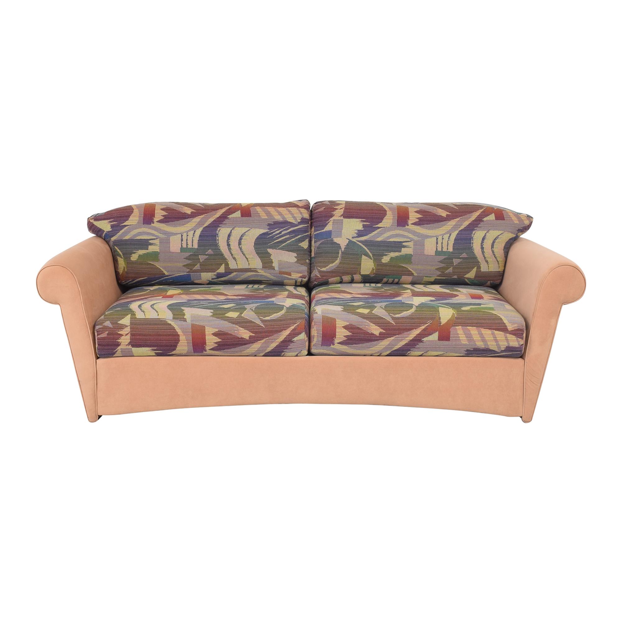 Maurice Villency Roll Arm Sofa / Classic Sofas
