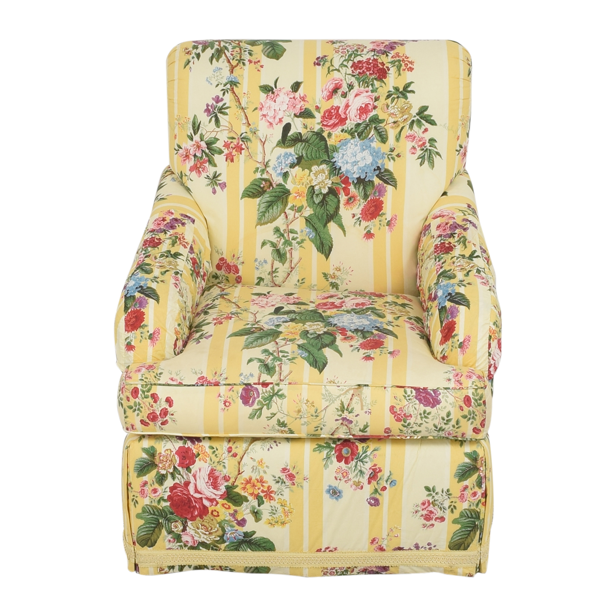 Pearson Pearson Custom Upholstered Arm Chair ma