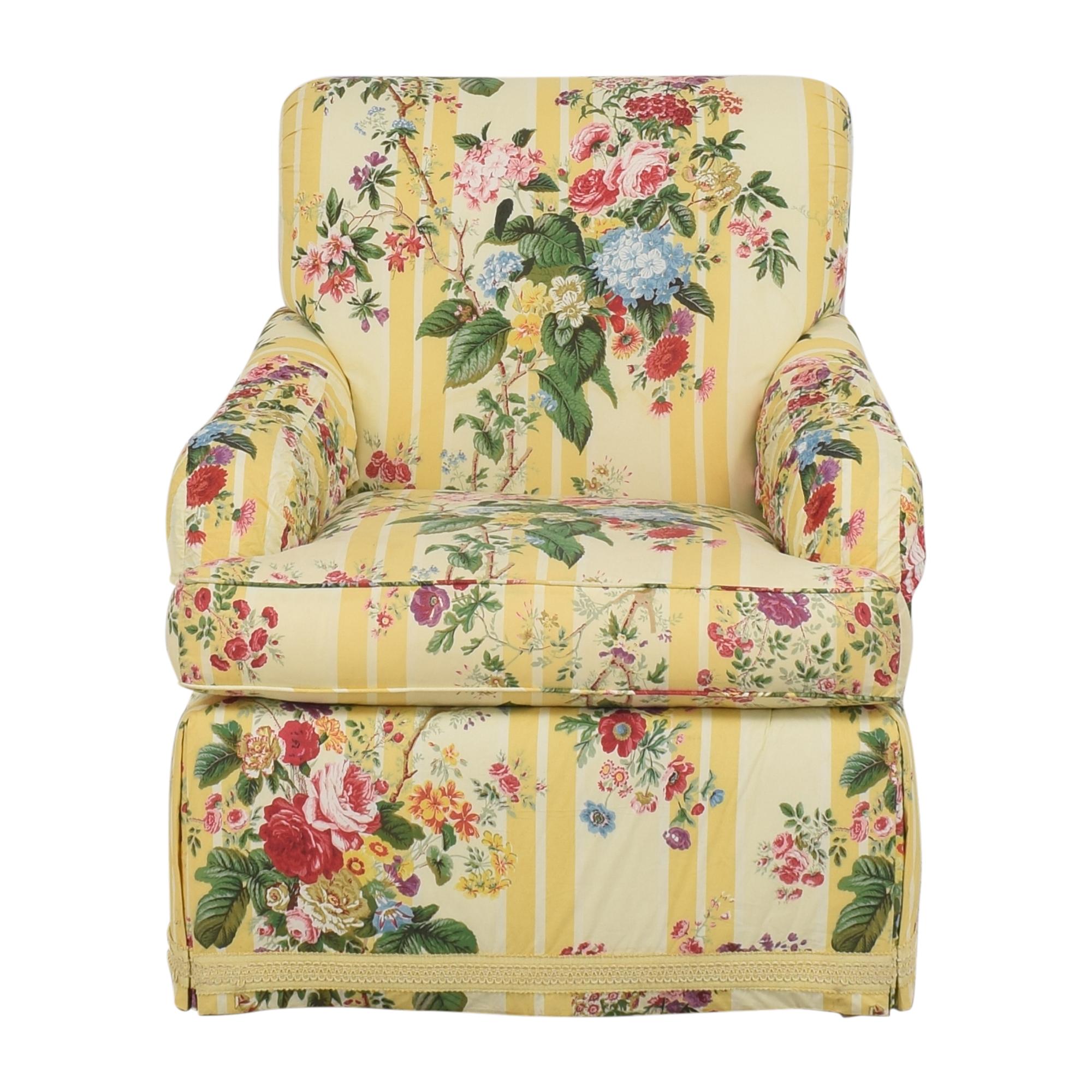Pearson Pearson Custom Upholstered Arm Chair pa