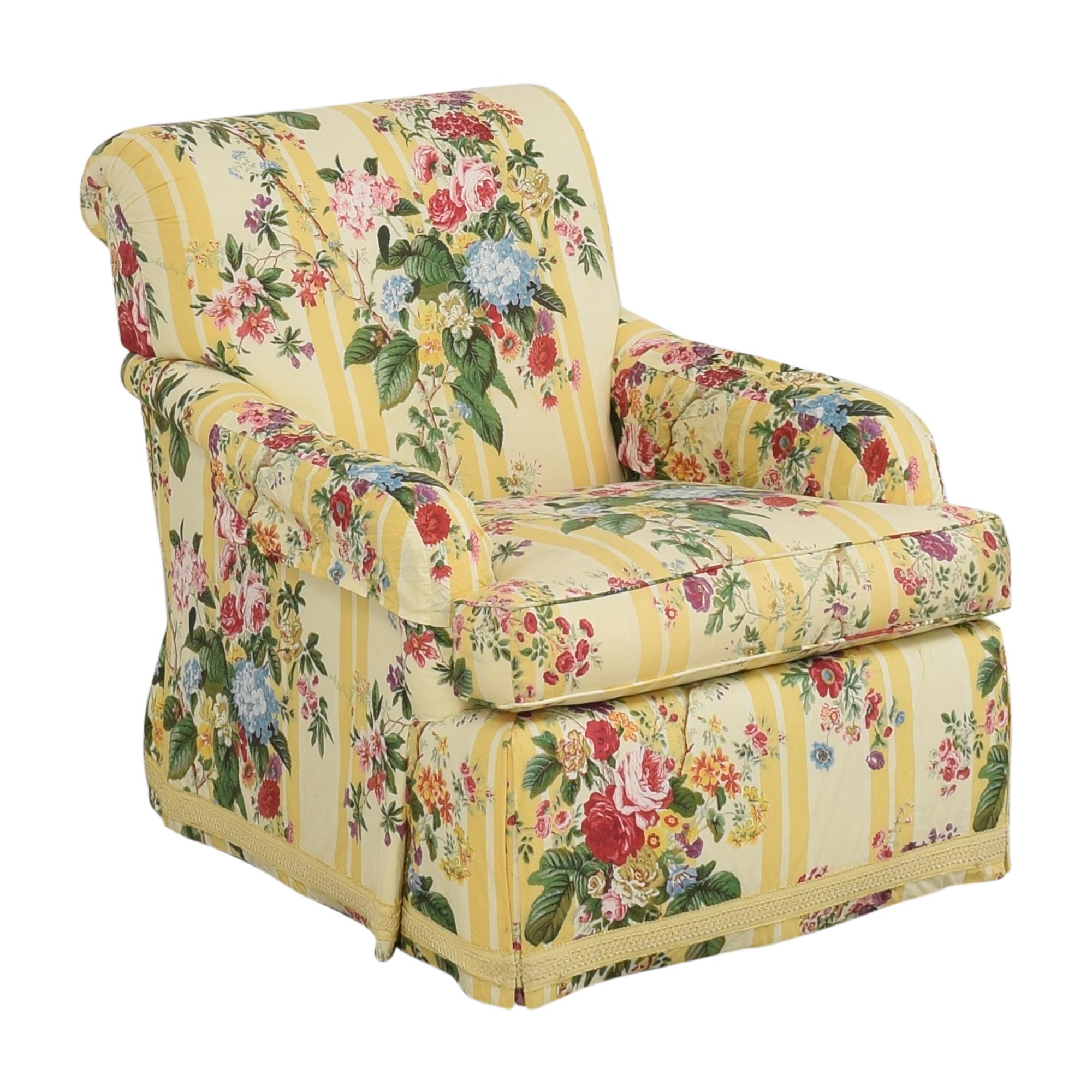 Pearson Pearson Custom Upholstered Arm Chair nyc