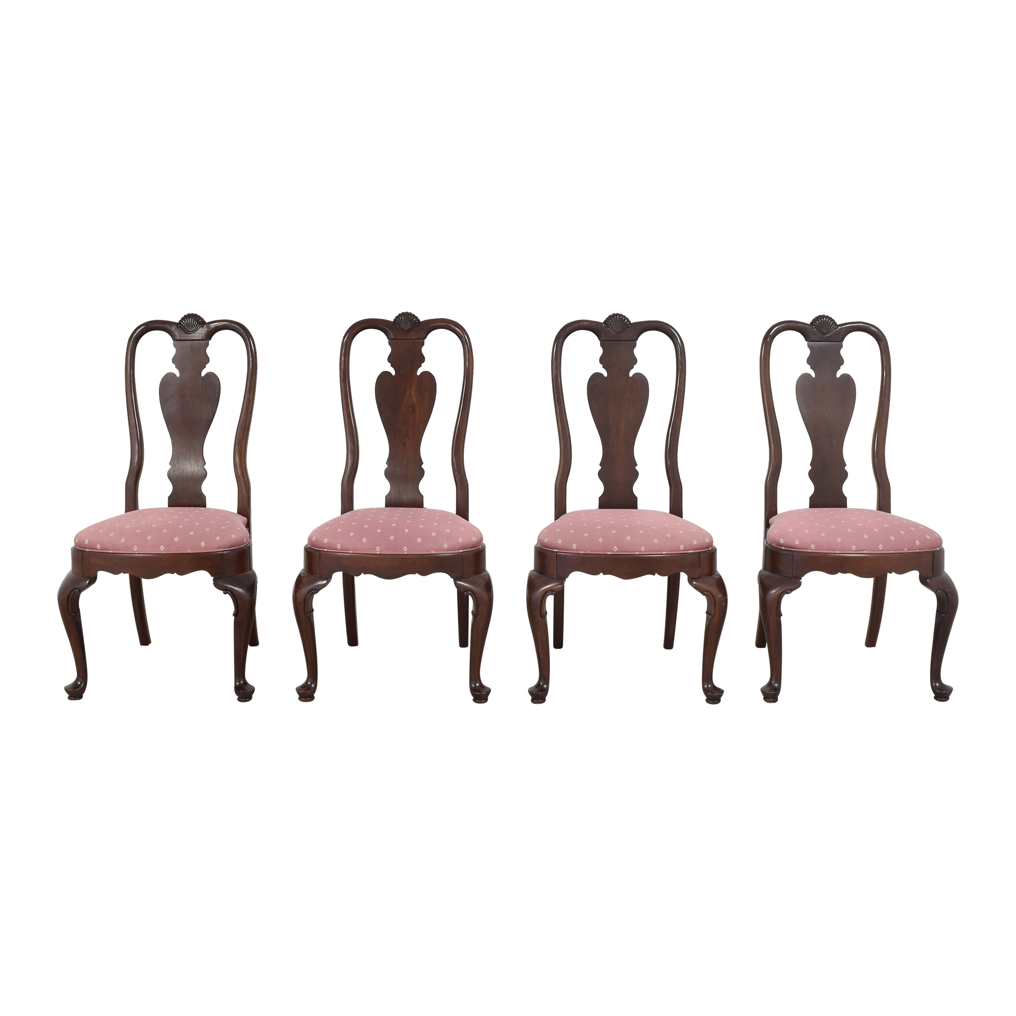Ethan Allen Ethan Allen Queen Anne Dining Side Chairs for sale