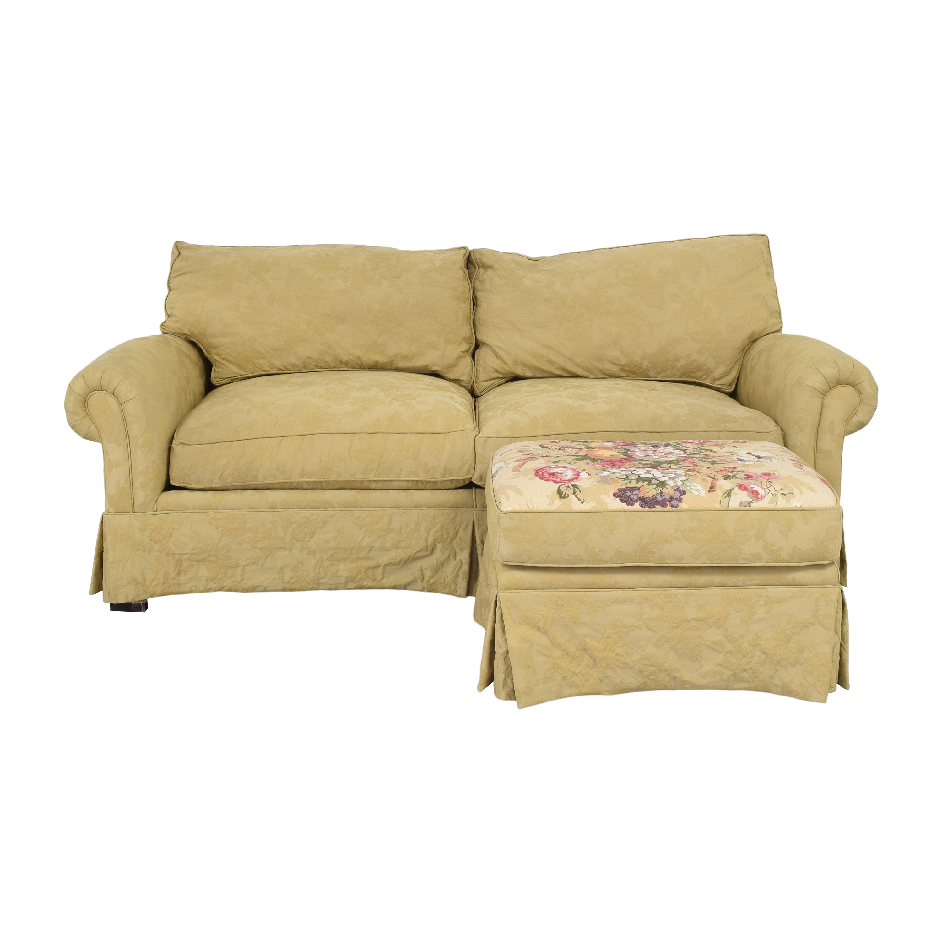 buy Domain Home Domain Home Covent Garden Sofa with Ottoman online