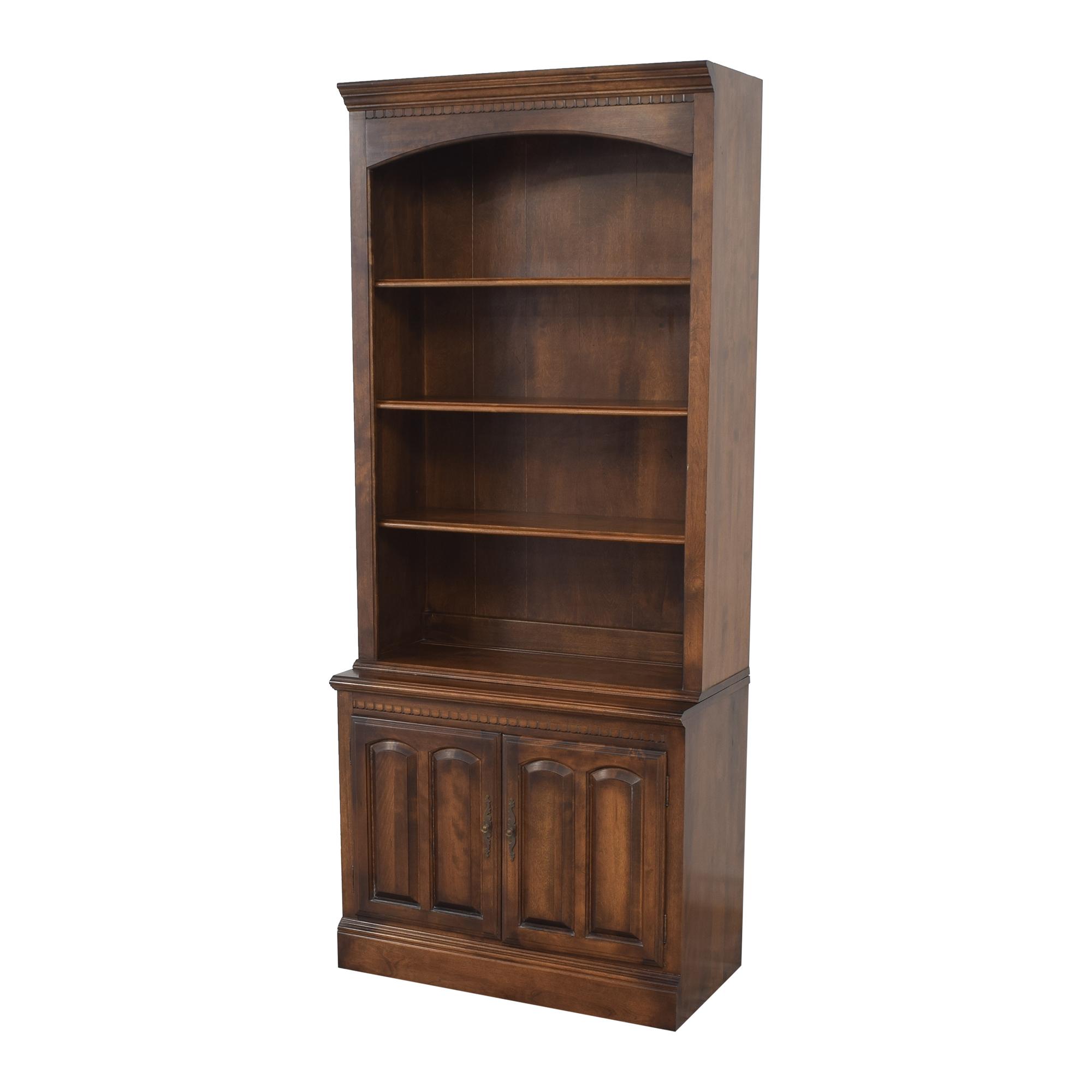 Ethan Allen Ethan Allen Classic Manor Bookcase dimensions