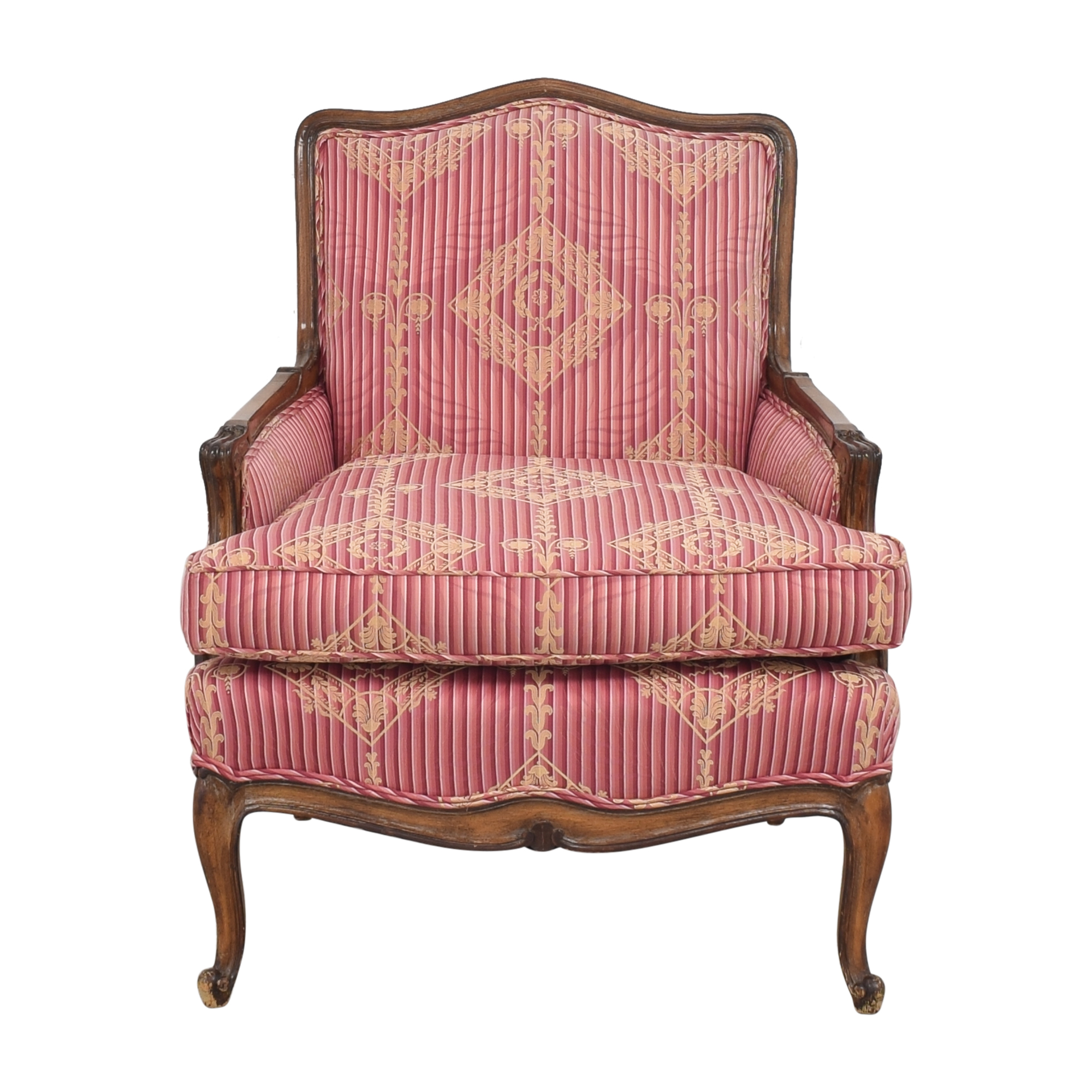 Patterned Accent Chair price