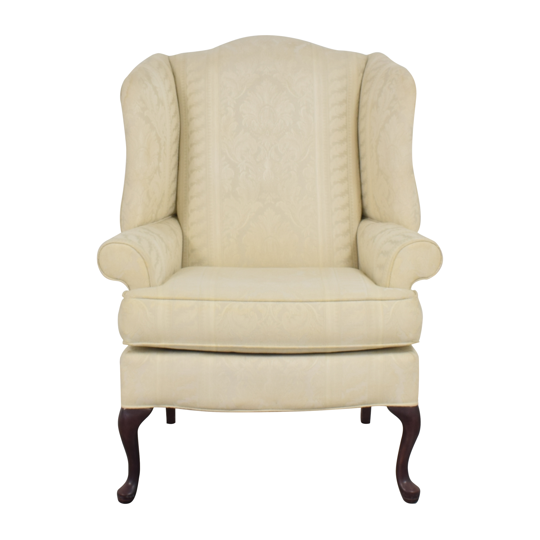 Hamilton House Hamilton House Wing Accent Chair dimensions