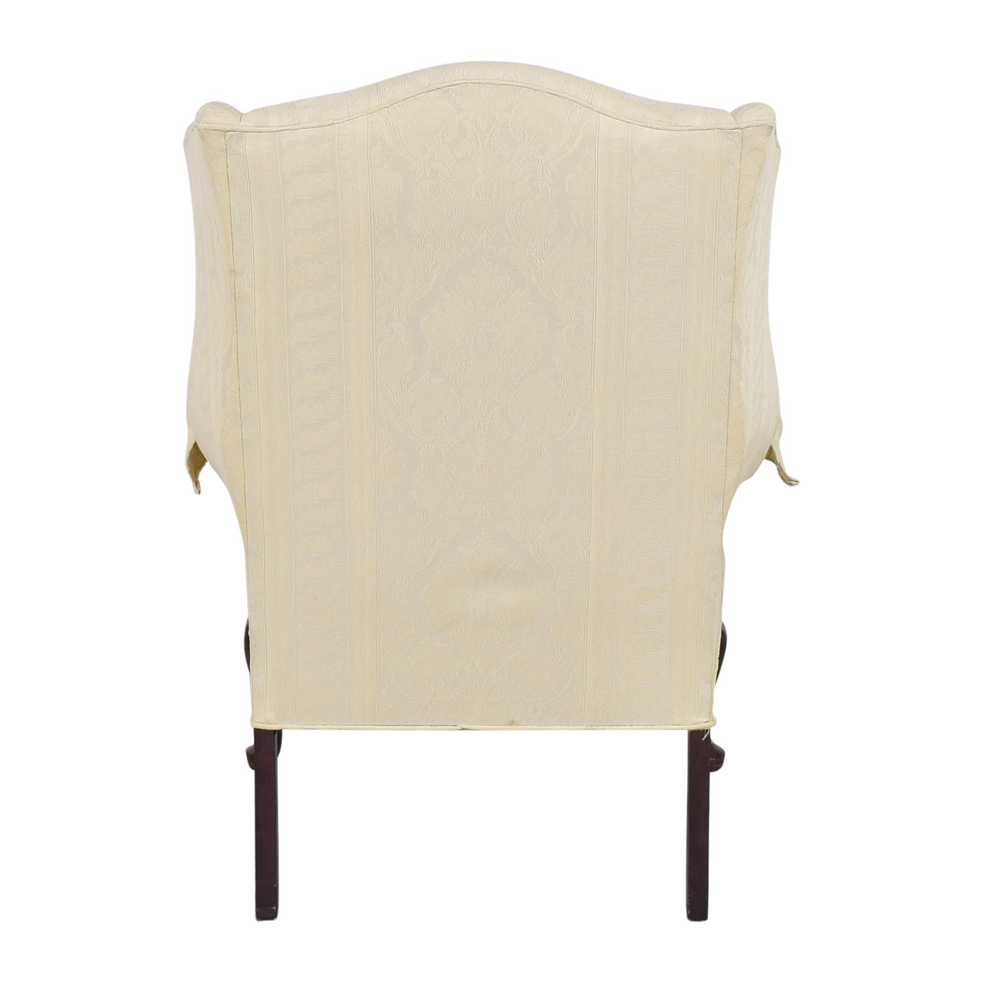 Hamilton House Hamilton House Wing Accent Chair  ma