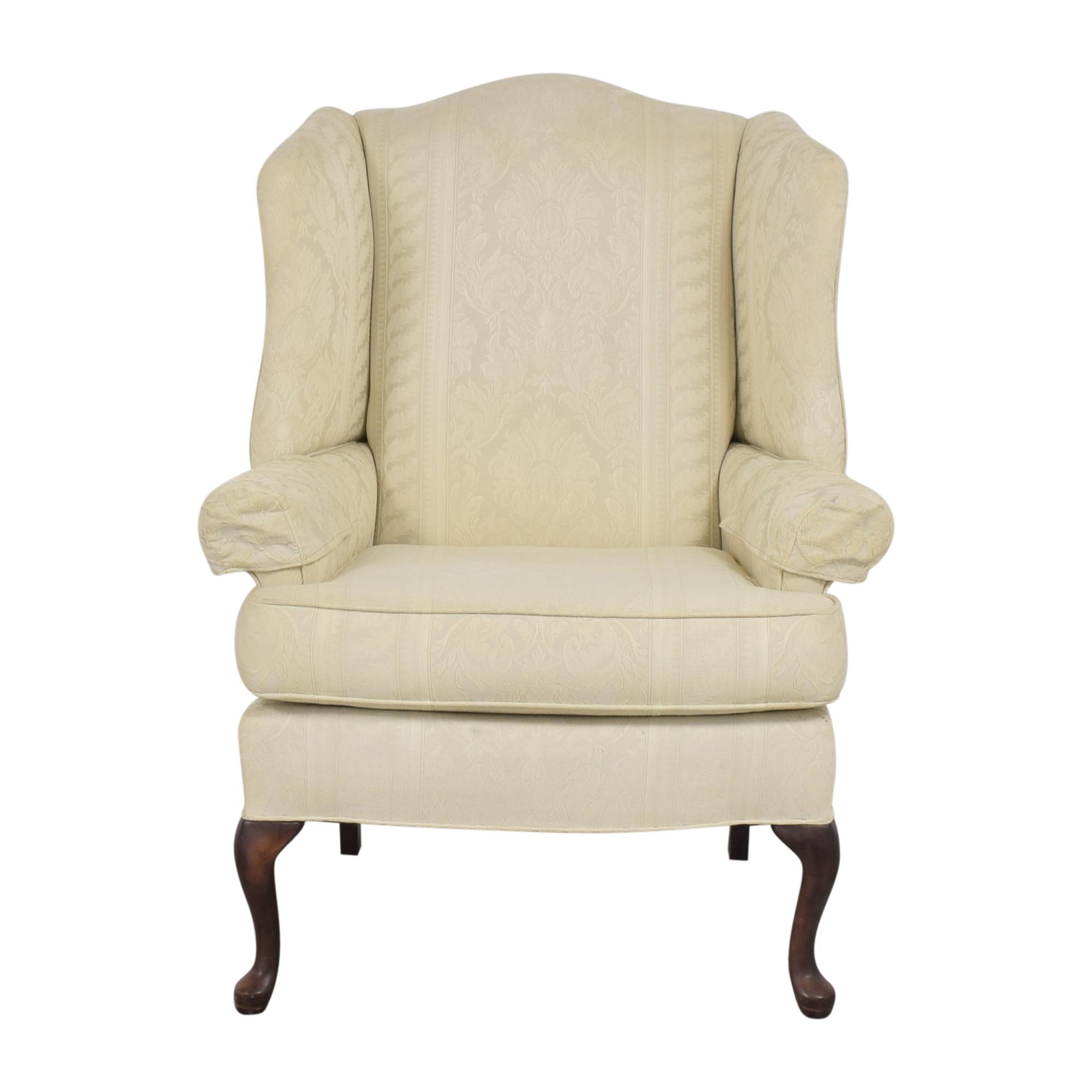 Hamilton House Hamilton House Wing Accent Chair  ct