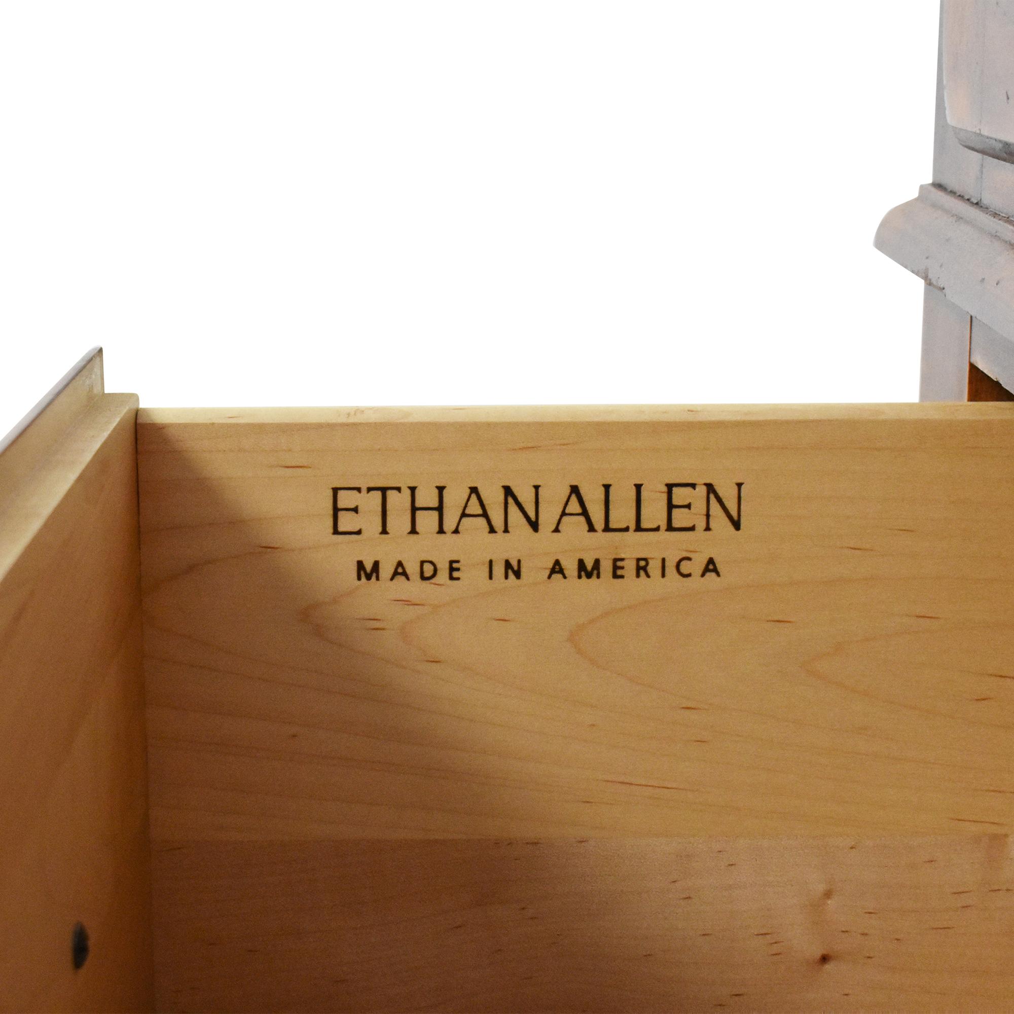 Ethan Allen Ethan Allen Country Crossings Armoire on sale