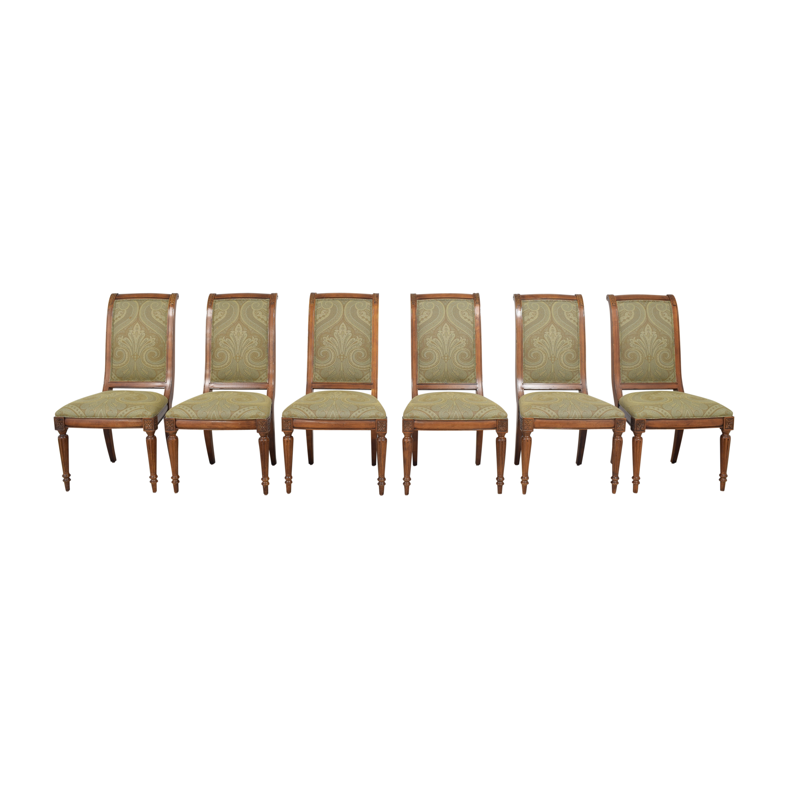 Ethan Allen Ethan Allen Townhouse Addison Dining Side Chairs