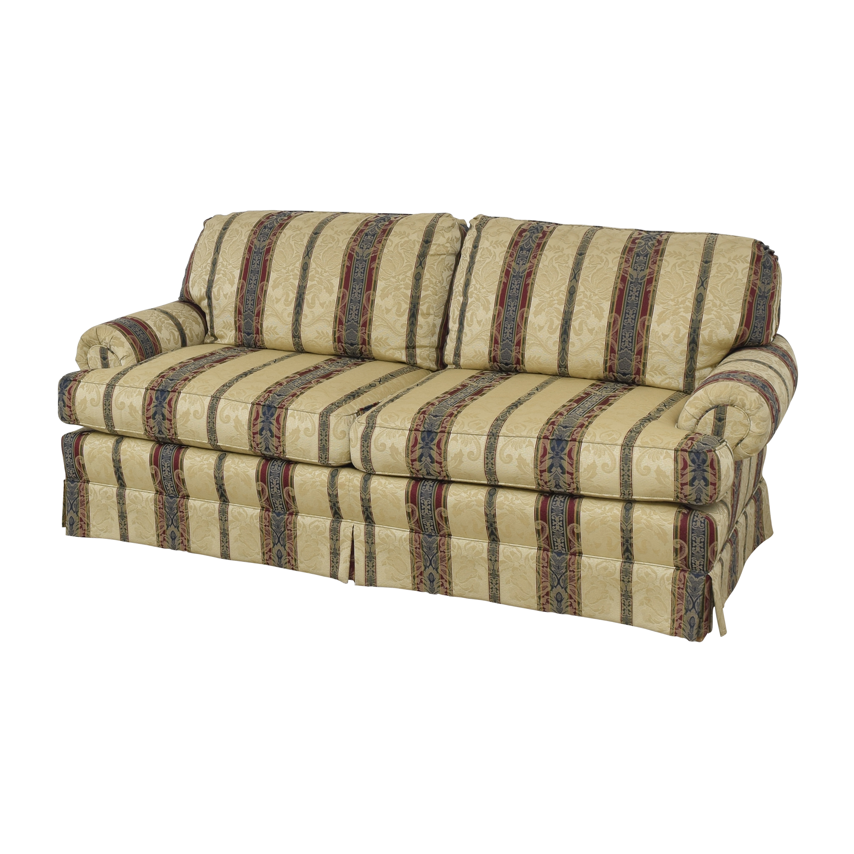 shop Pennsylvania House Pennsylvania House Striped Sofa online