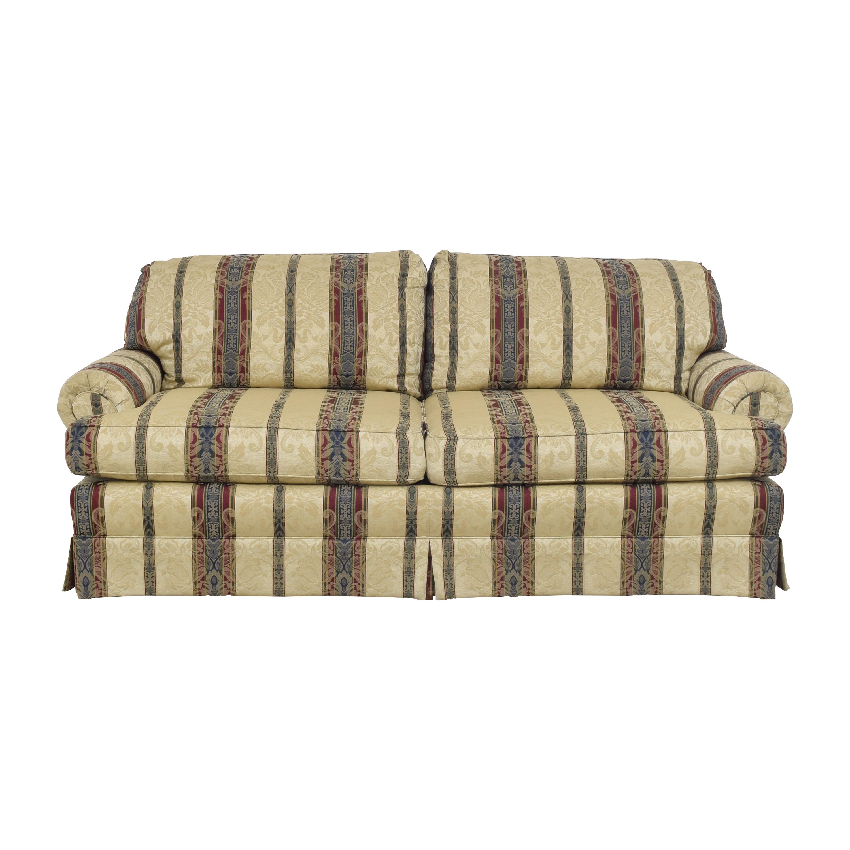 Pennsylvania House Pennsylvania House Striped Sofa Classic Sofas
