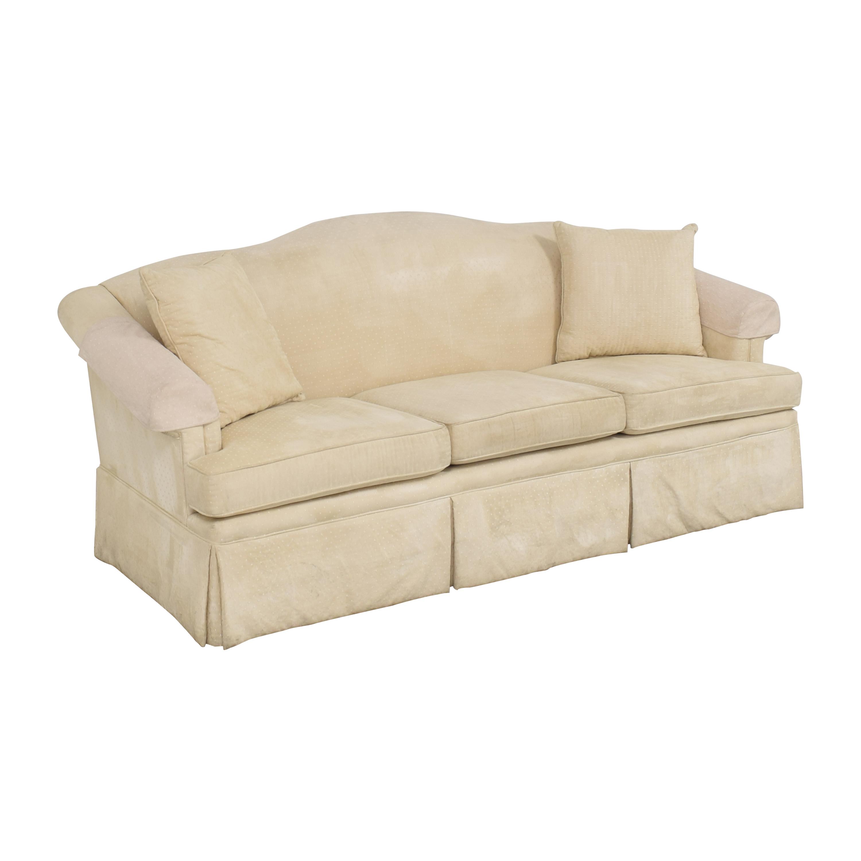 Parker House Furniture Parker House Camelback Sofa