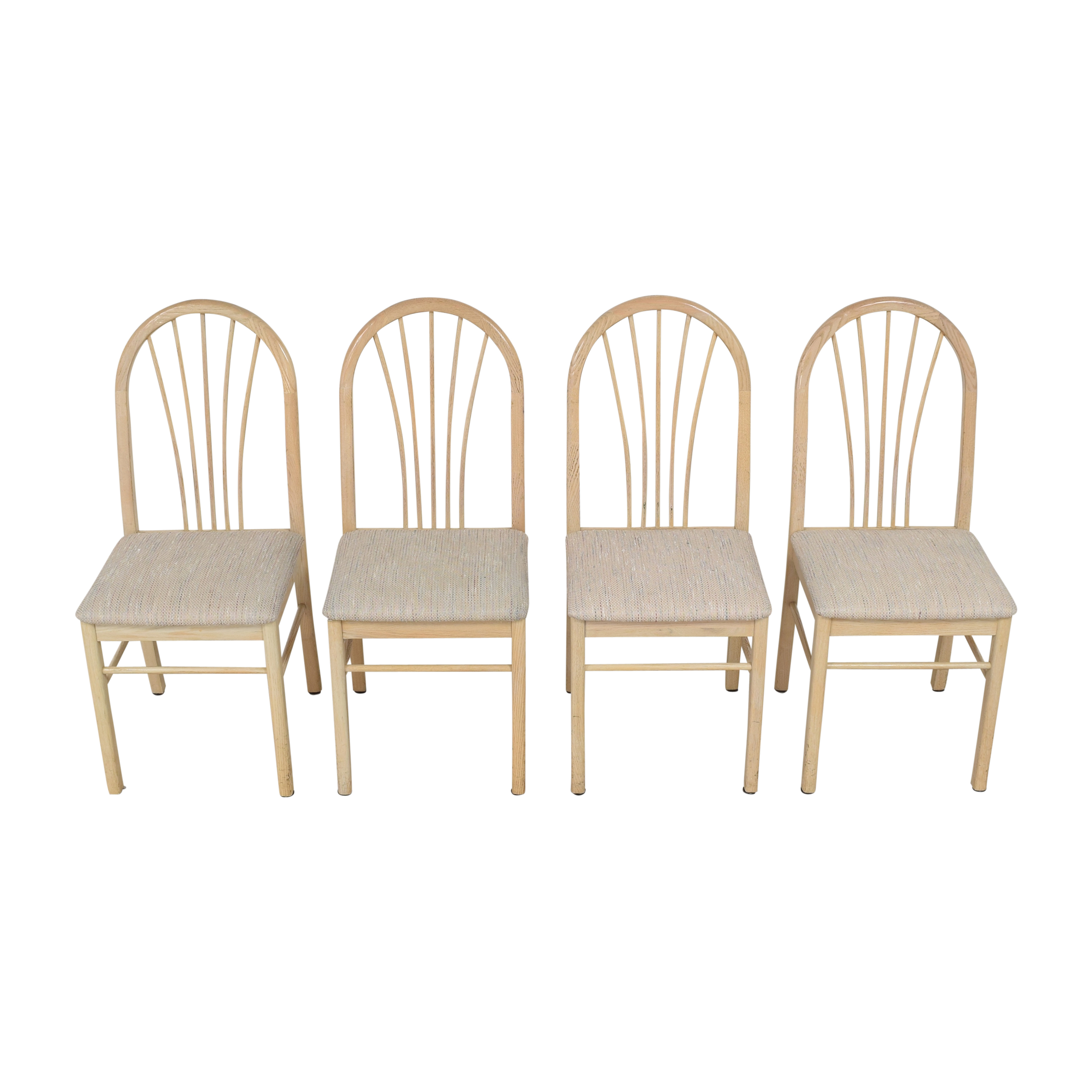 Dinaire Dinaire Upholstered Seat Dining Chairs nyc