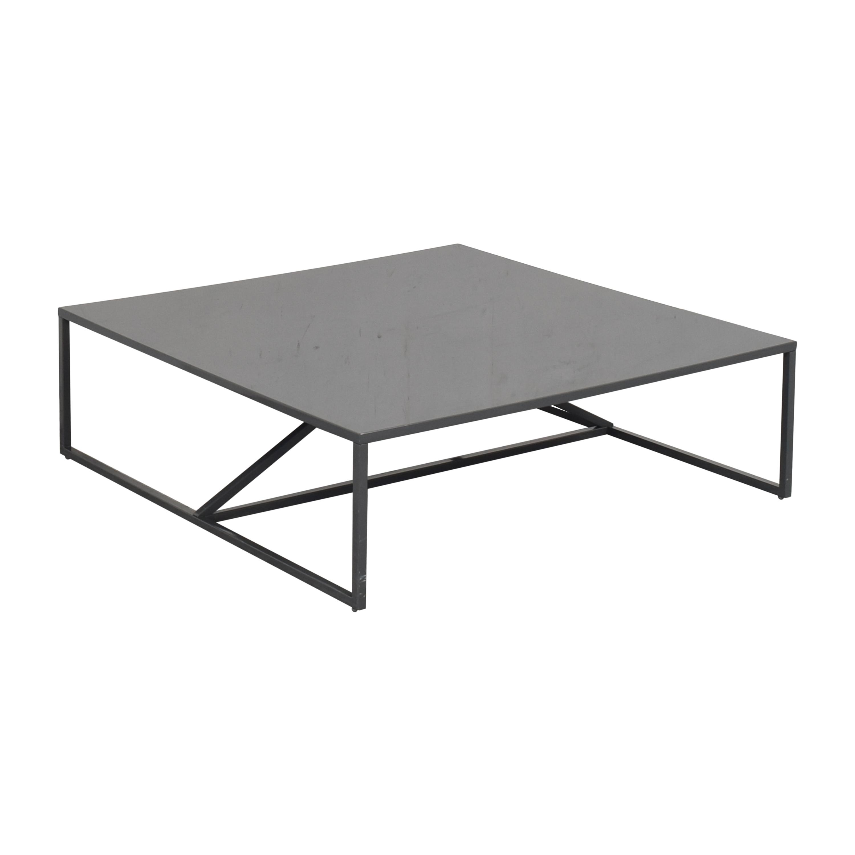 Blu Dot Blu Dot Strut Square Coffee Table Tables