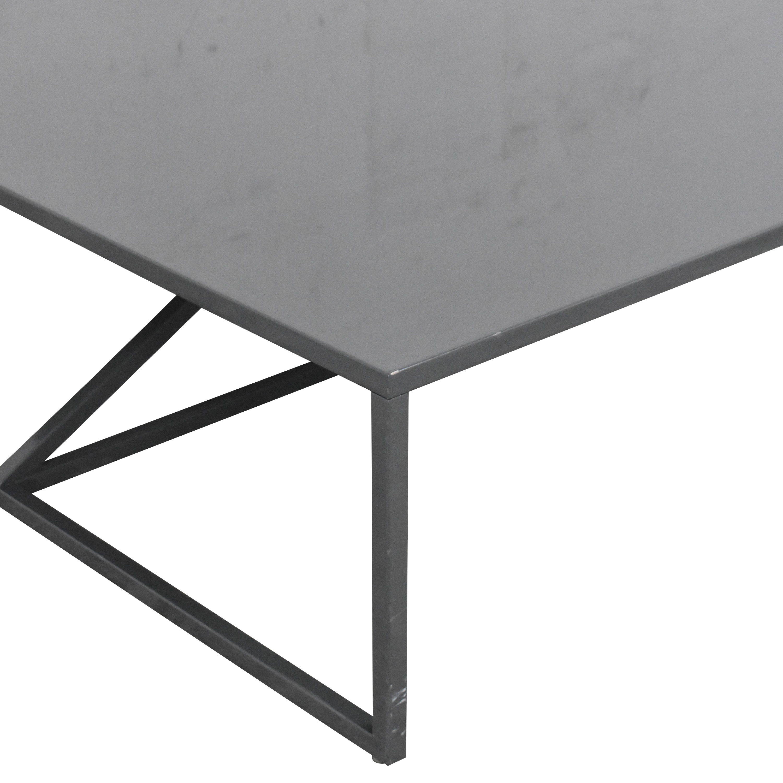 Blu Dot Blu Dot Strut Square Coffee Table Coffee Tables
