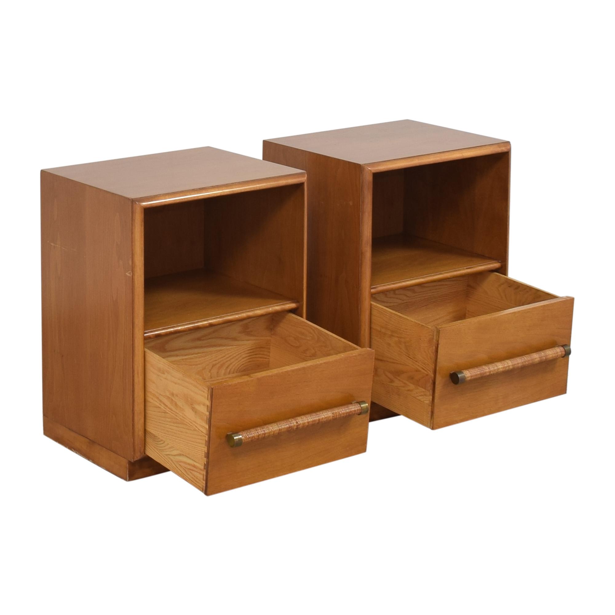 buy Widdicomb Nightstands Widdicomb Tables