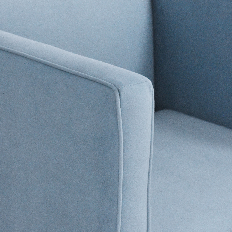 The Inside The Inside Tuxedo Chair pa