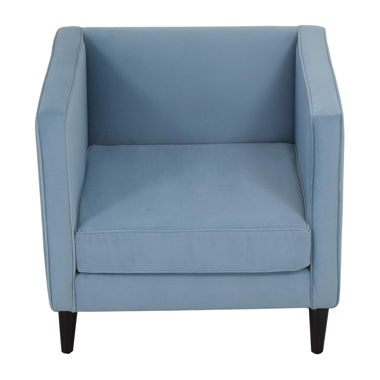 The Inside The Inside Tuxedo Chair nj