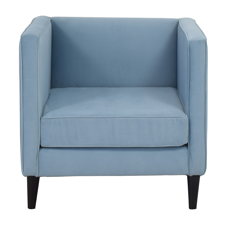 shop The Inside The Inside Tuxedo Chair online