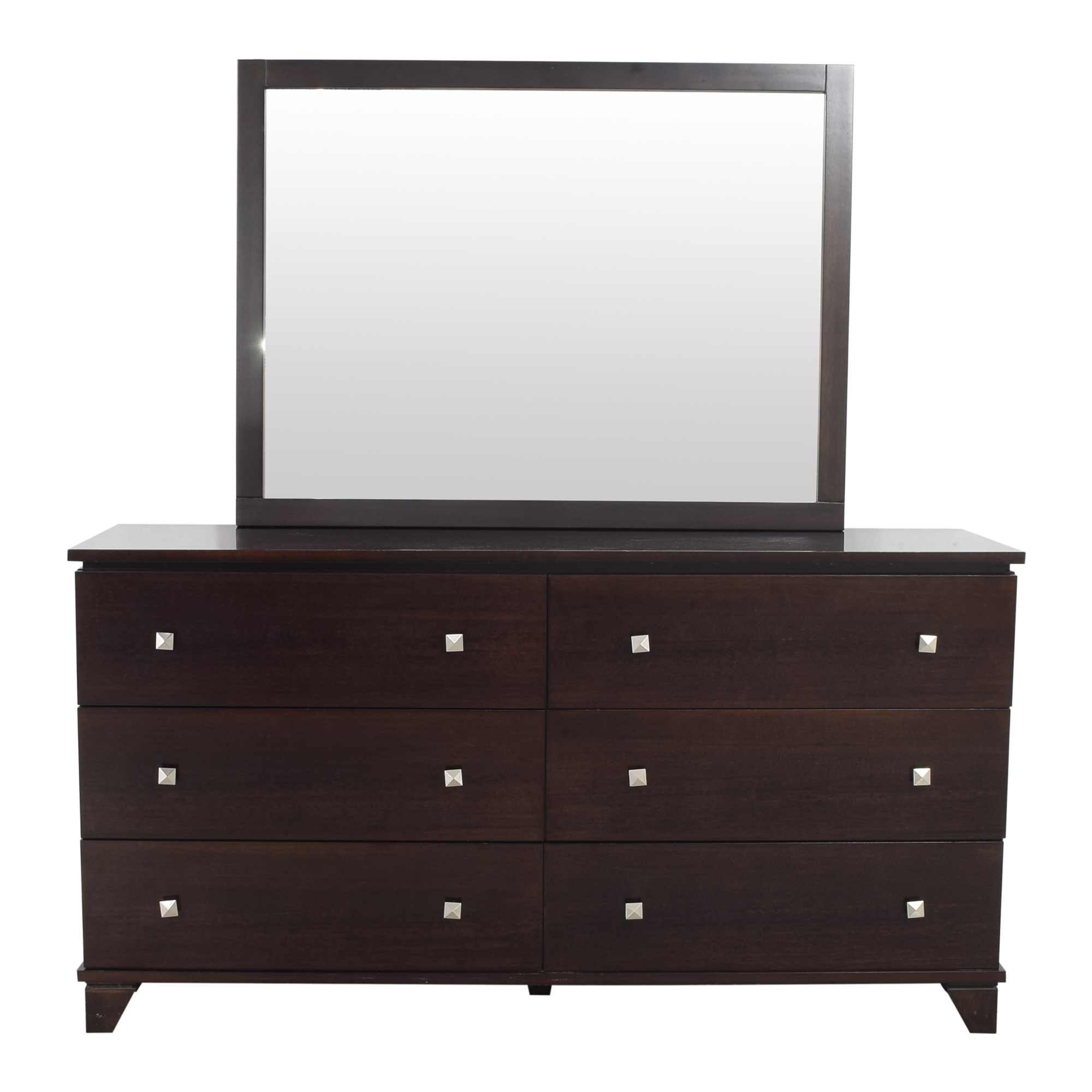 Ligna Furniture Ligna Furniture Double Dresser with Mirror second hand