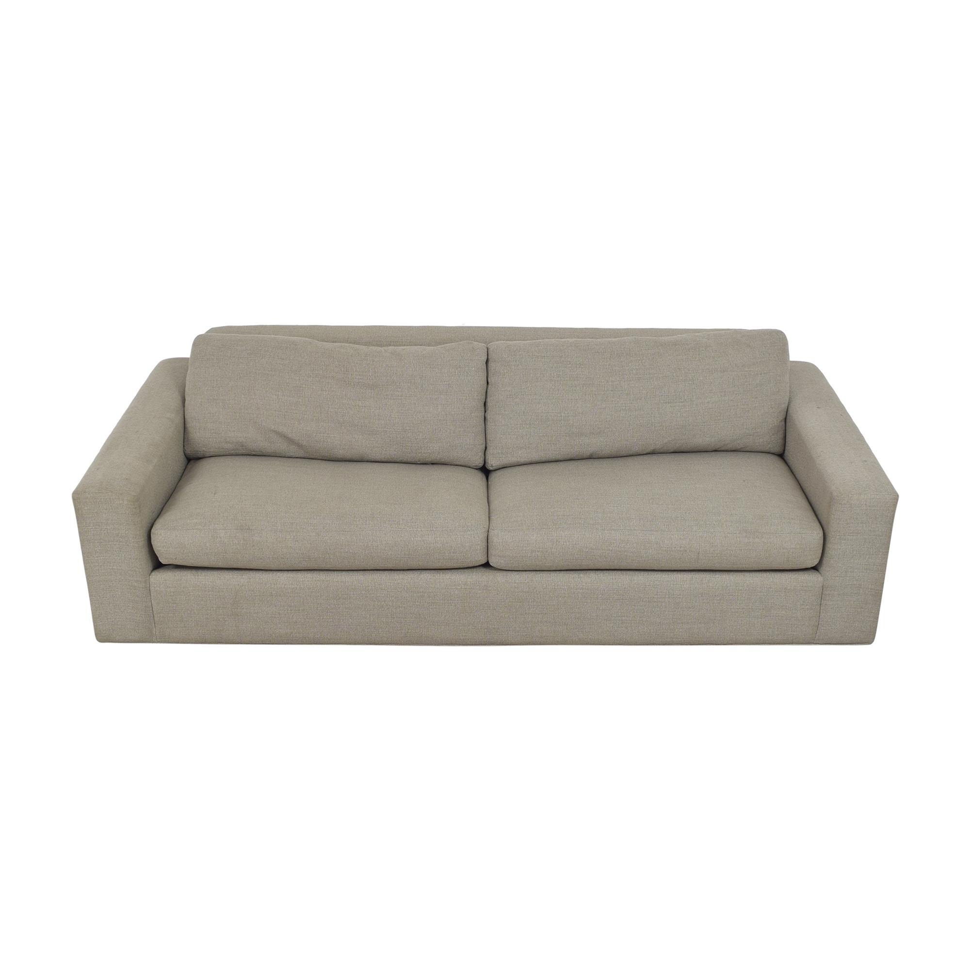 Room & Board Room & Board Beckett Sleeper Sofa dimensions