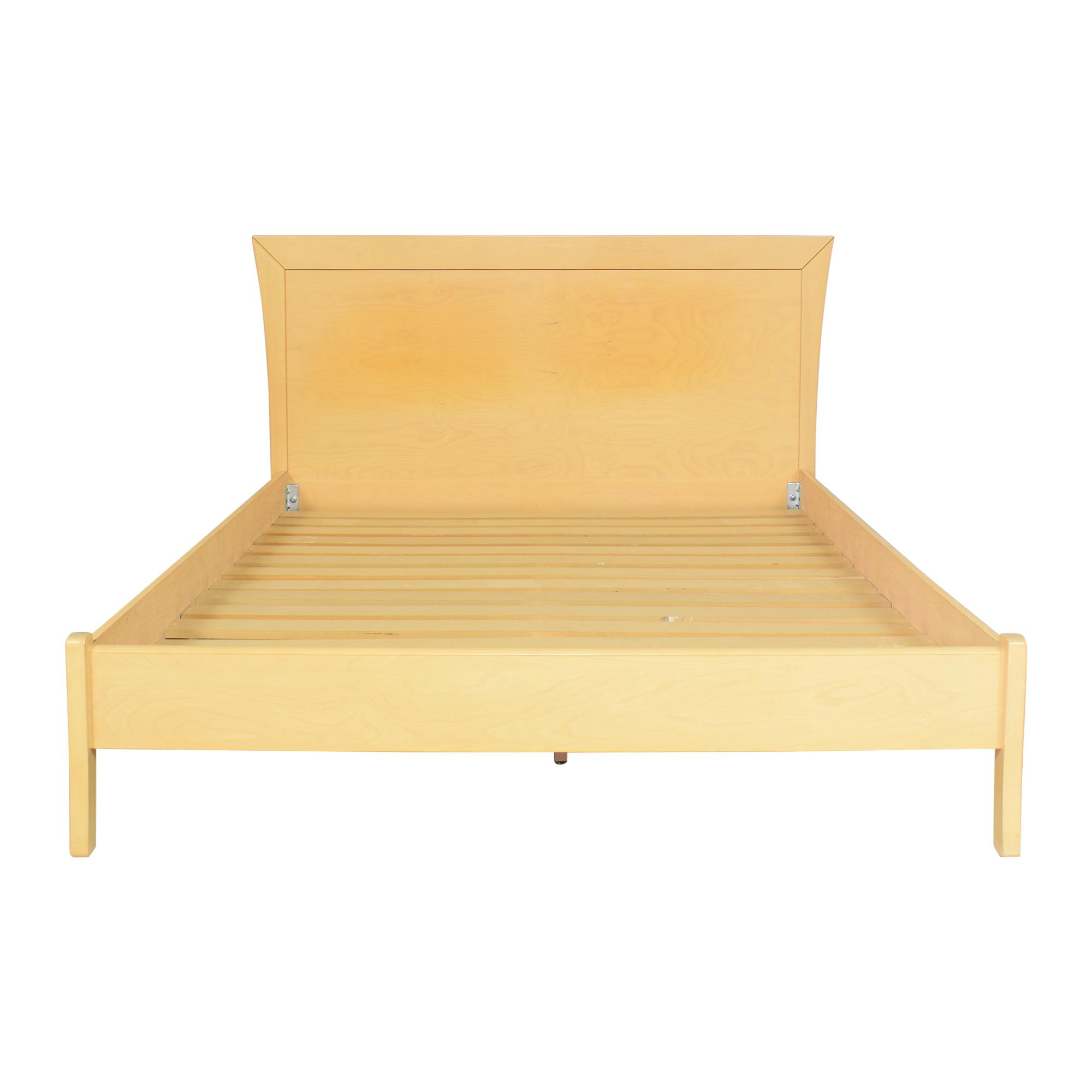 buy Huppe Queen Platform Bed Huppe