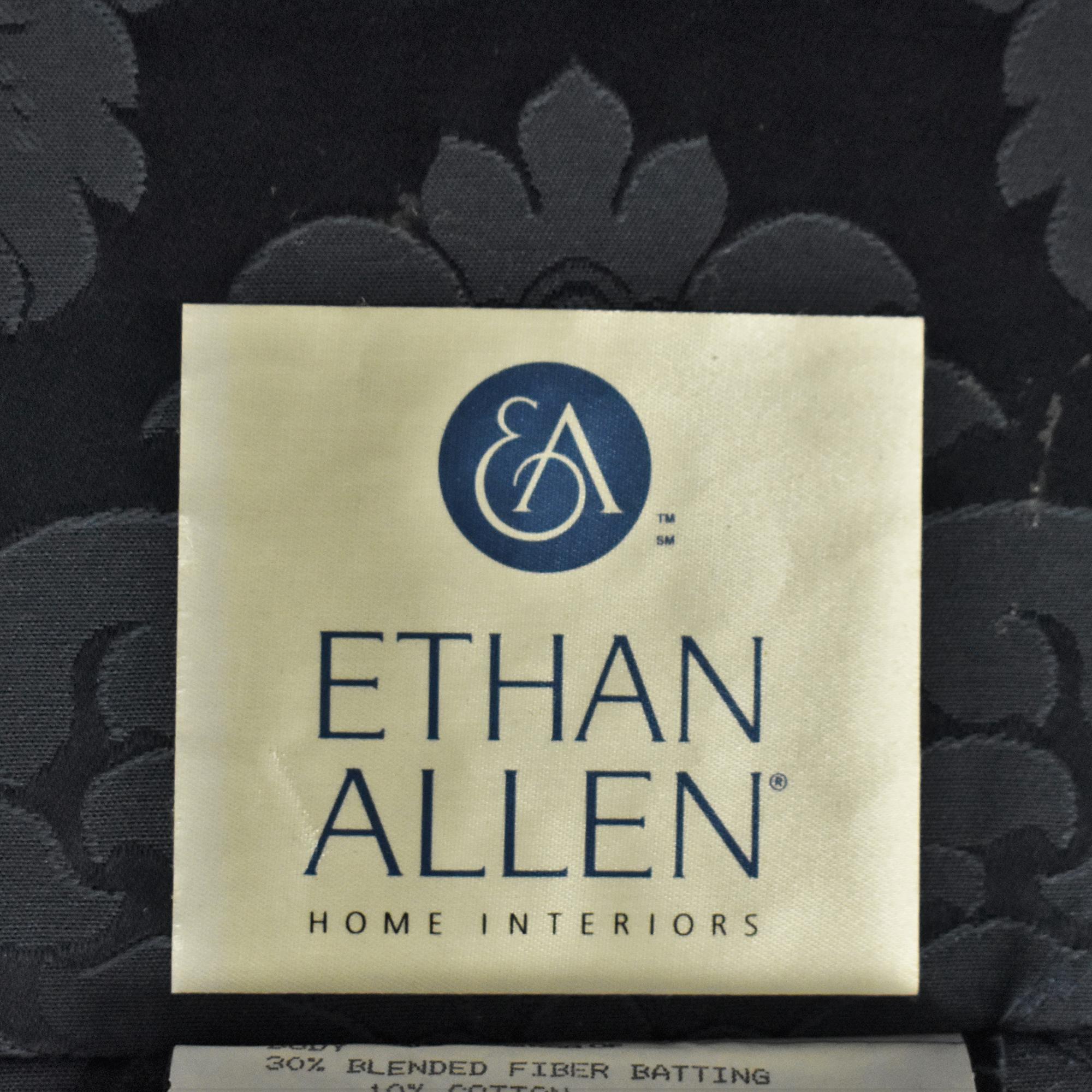 Ethan Allen Ethan Allen Whitney Damask Sofa price