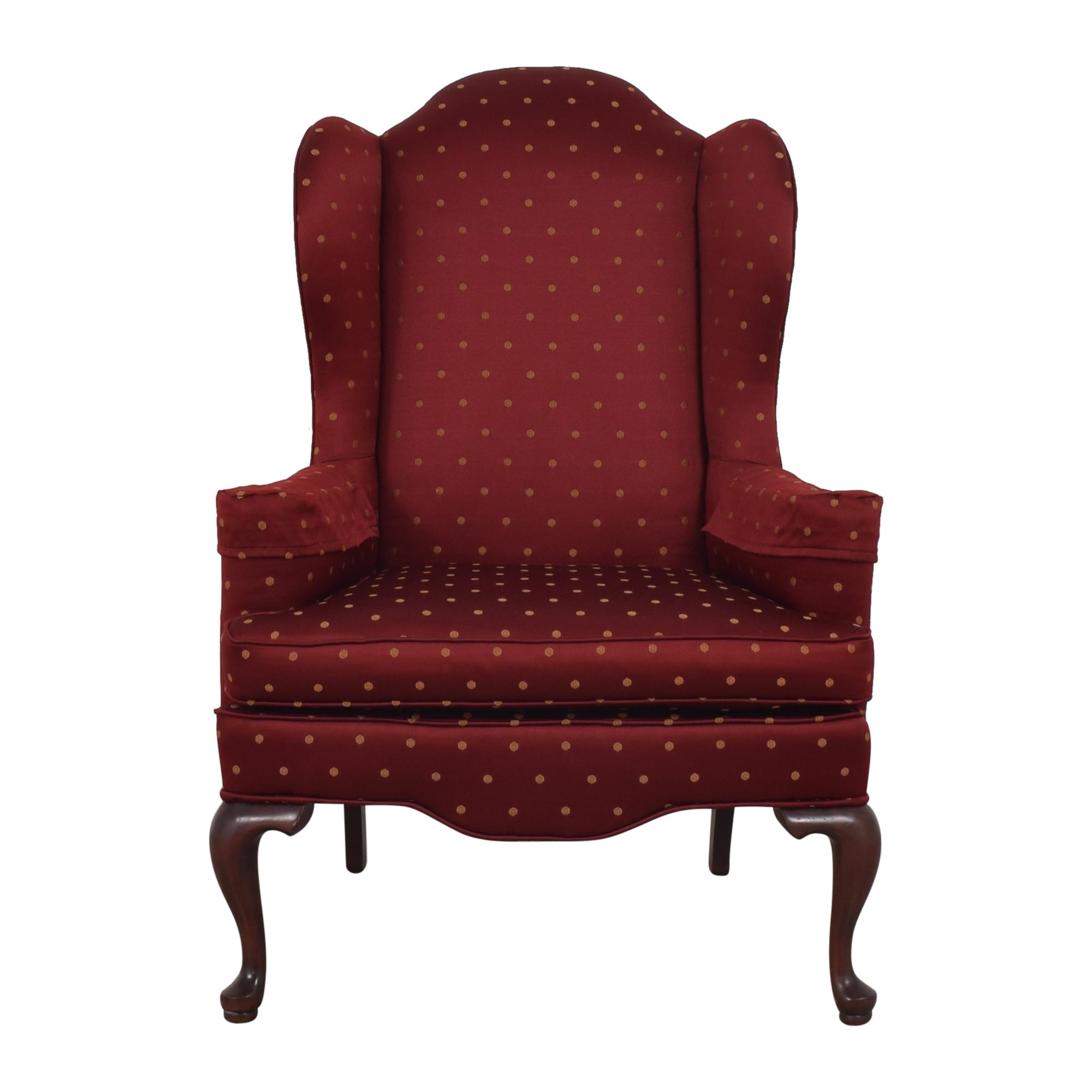 Ethan Allen Ethan Allen Wingback Arm Chair coupon