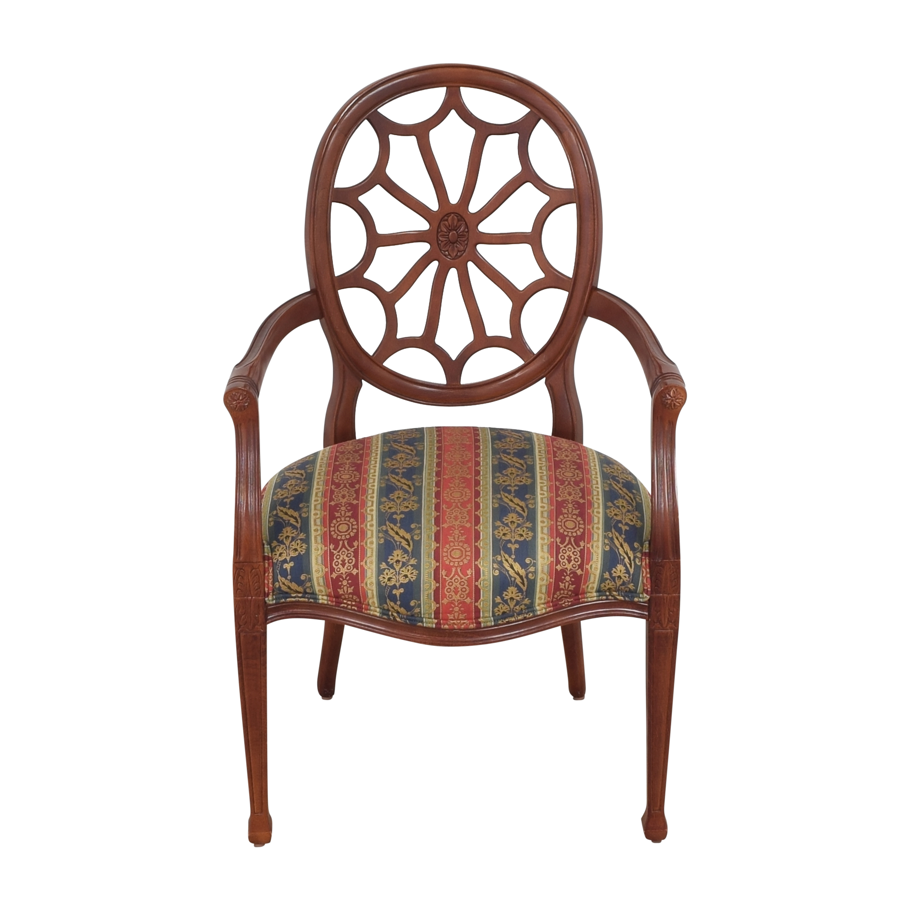 Ethan Allen Spider Back Chair / Accent Chairs