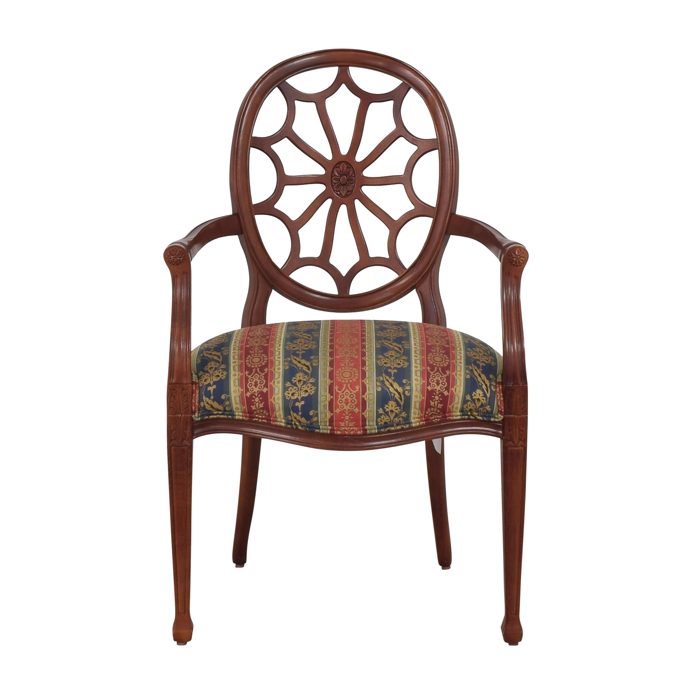 Ethan Allen Ethan Allen Spider Back Chair ma