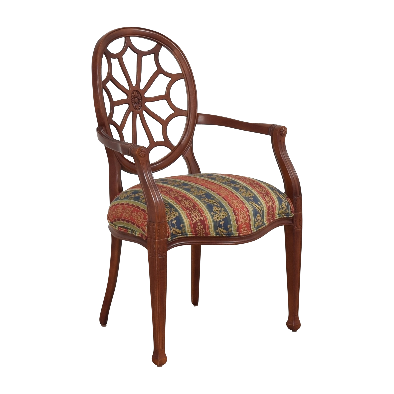 Ethan Allen Ethan Allen Spider Back Chair second hand