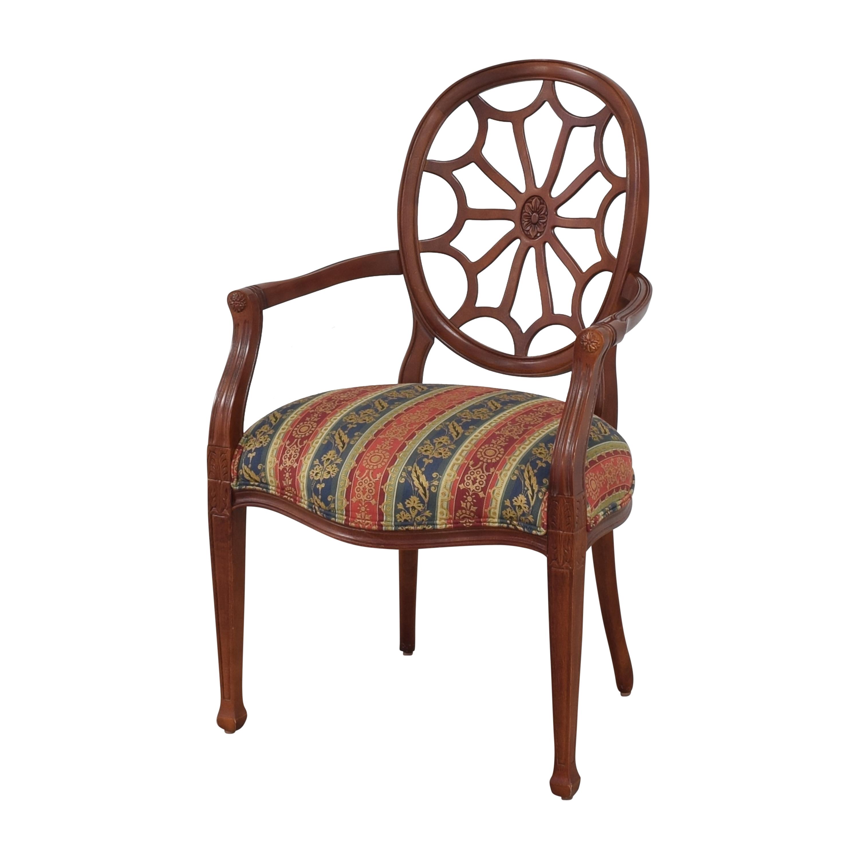Ethan Allen Ethan Allen Spider Back Chair on sale