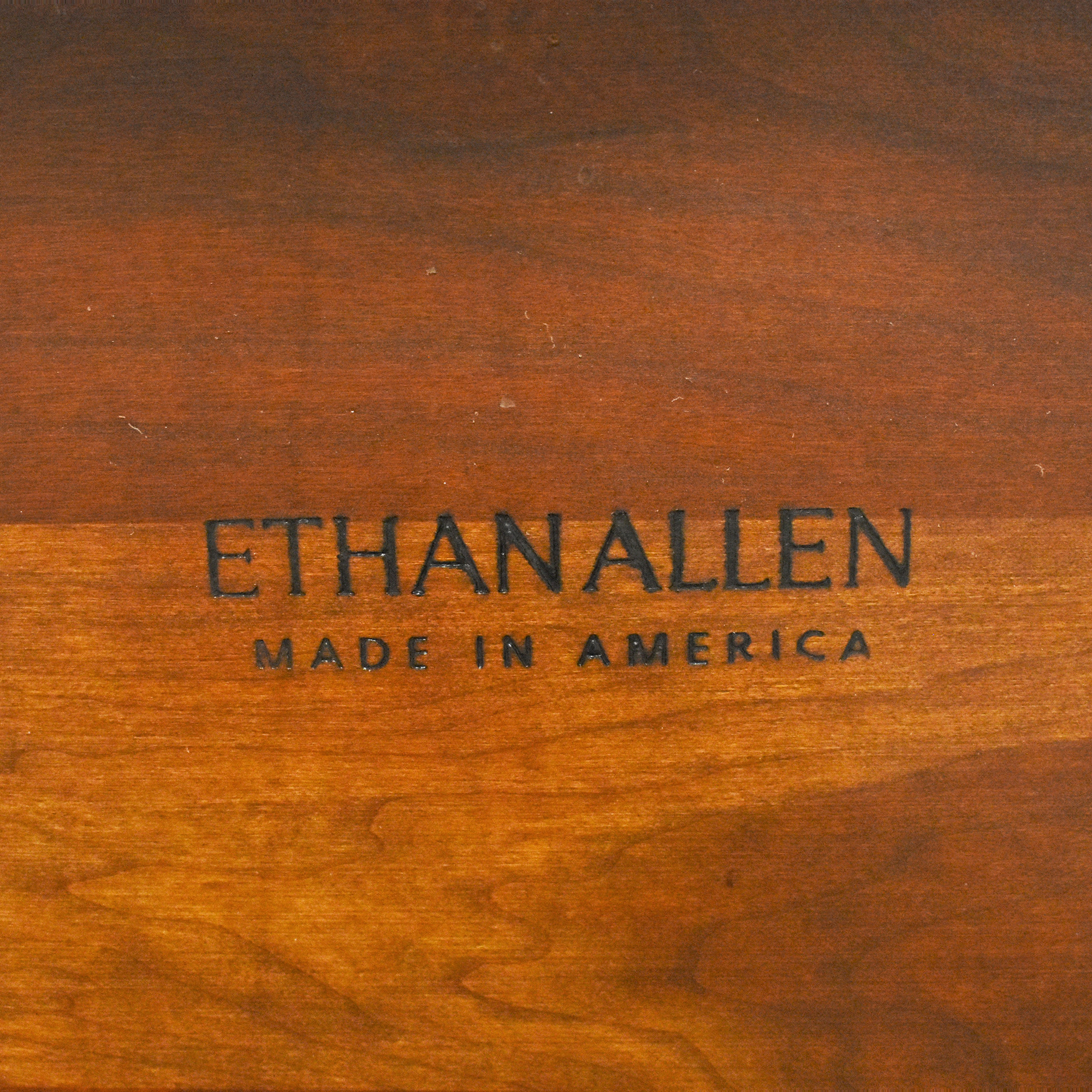 Ethan Allen Ethan Allen Georgian Court Side Table nj