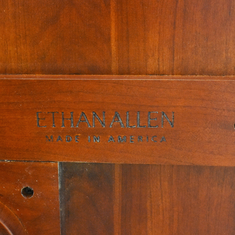 Ethan Allen Ethan Allen Georgian Court Pedestal Table used