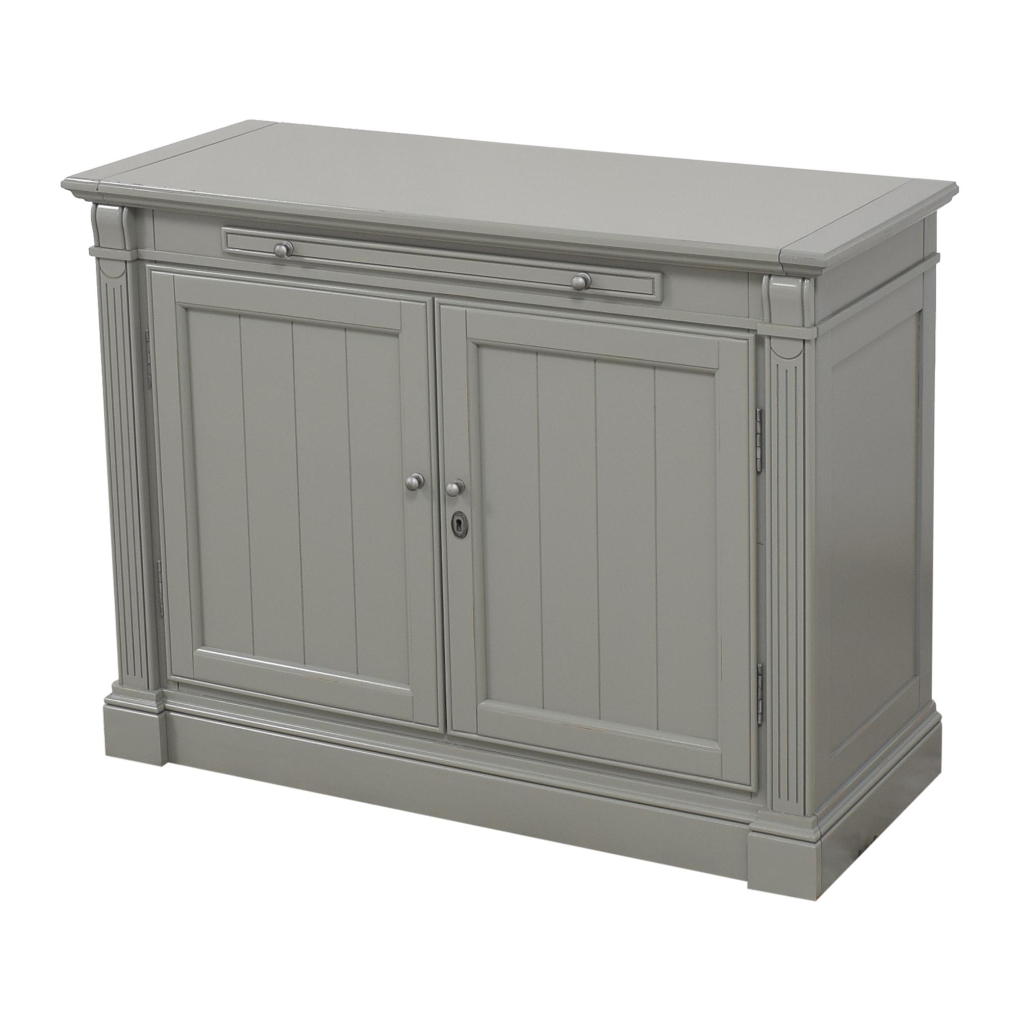 buy Arhaus Athens Modular Two Door Cabinet Arhaus Storage