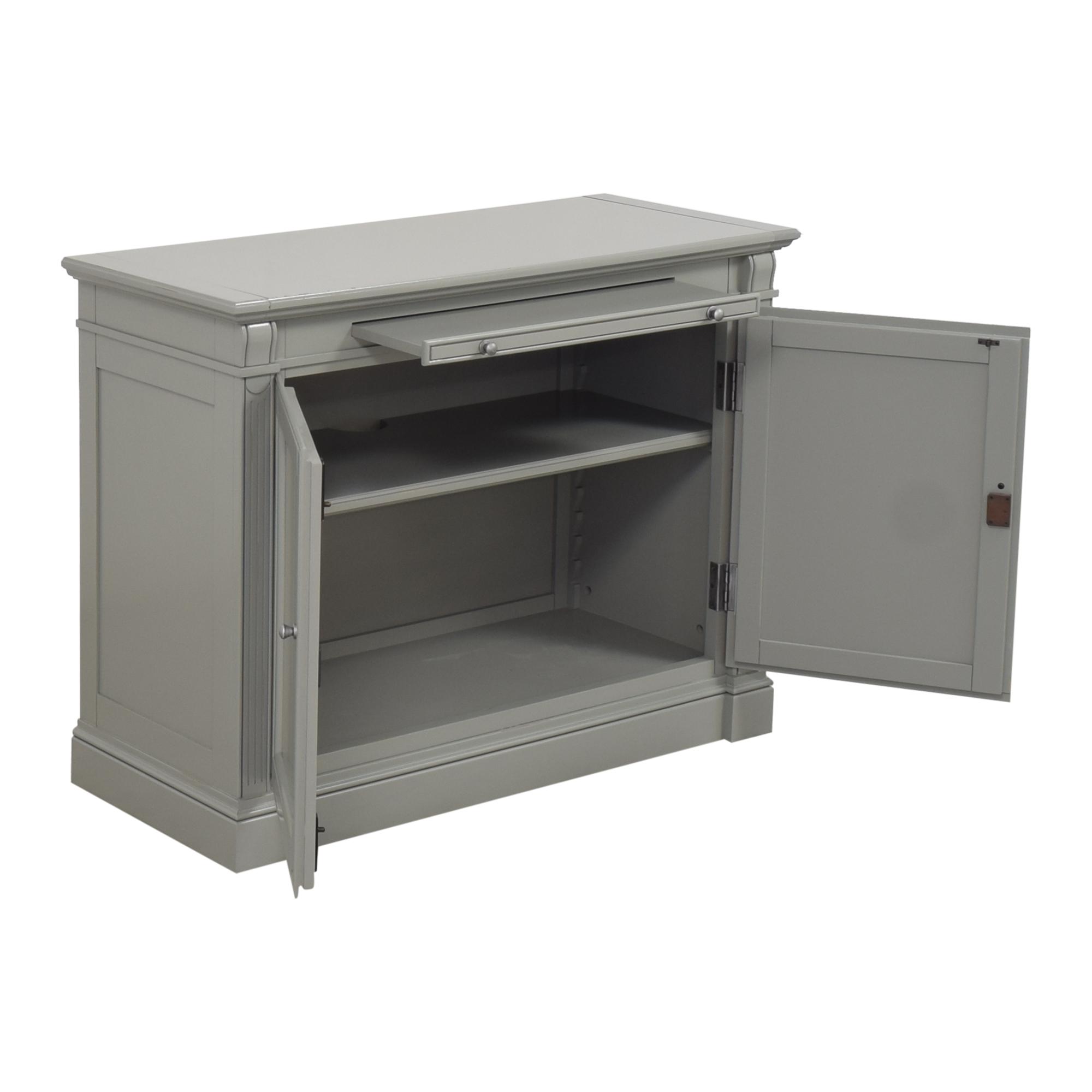 Arhaus Arhaus Athens Modular Two Door Cabinet for sale