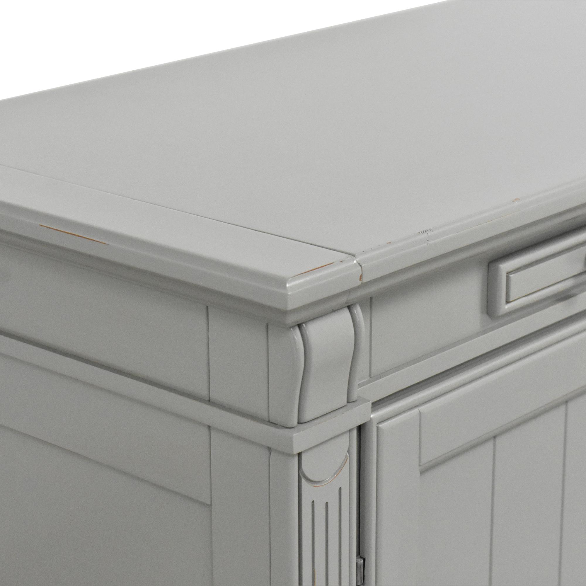 Arhaus Arhaus Athens Modular Two Door Cabinet