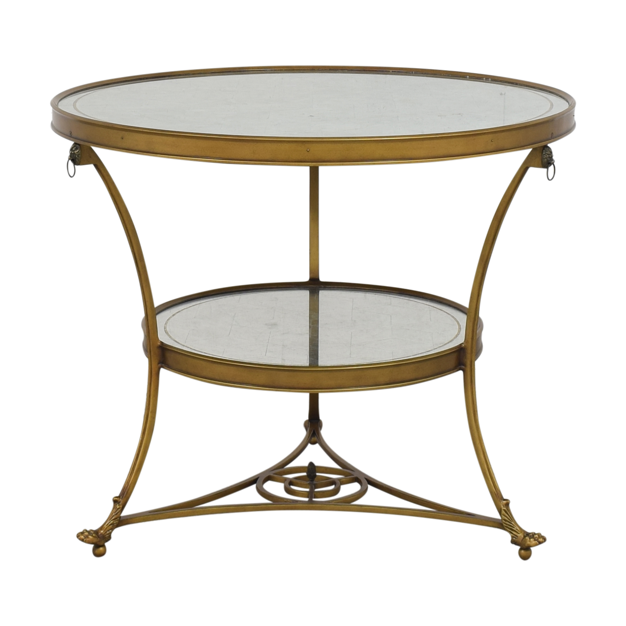 buy Mirrored Accent Table