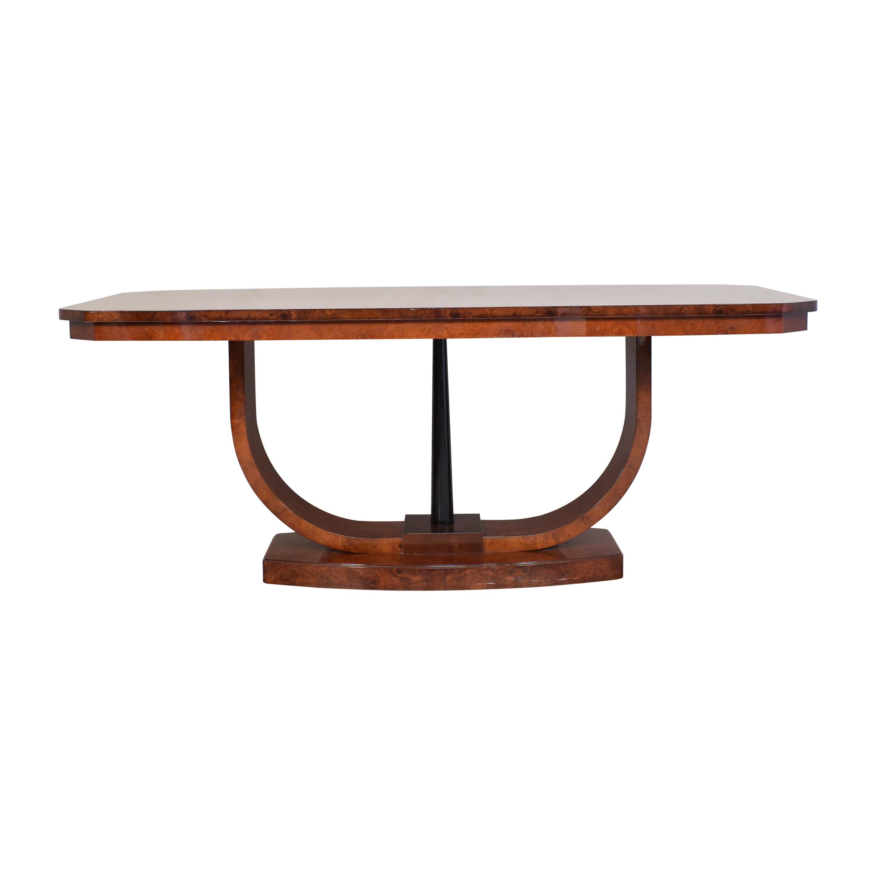 Inlay Extendable Dining Table on sale