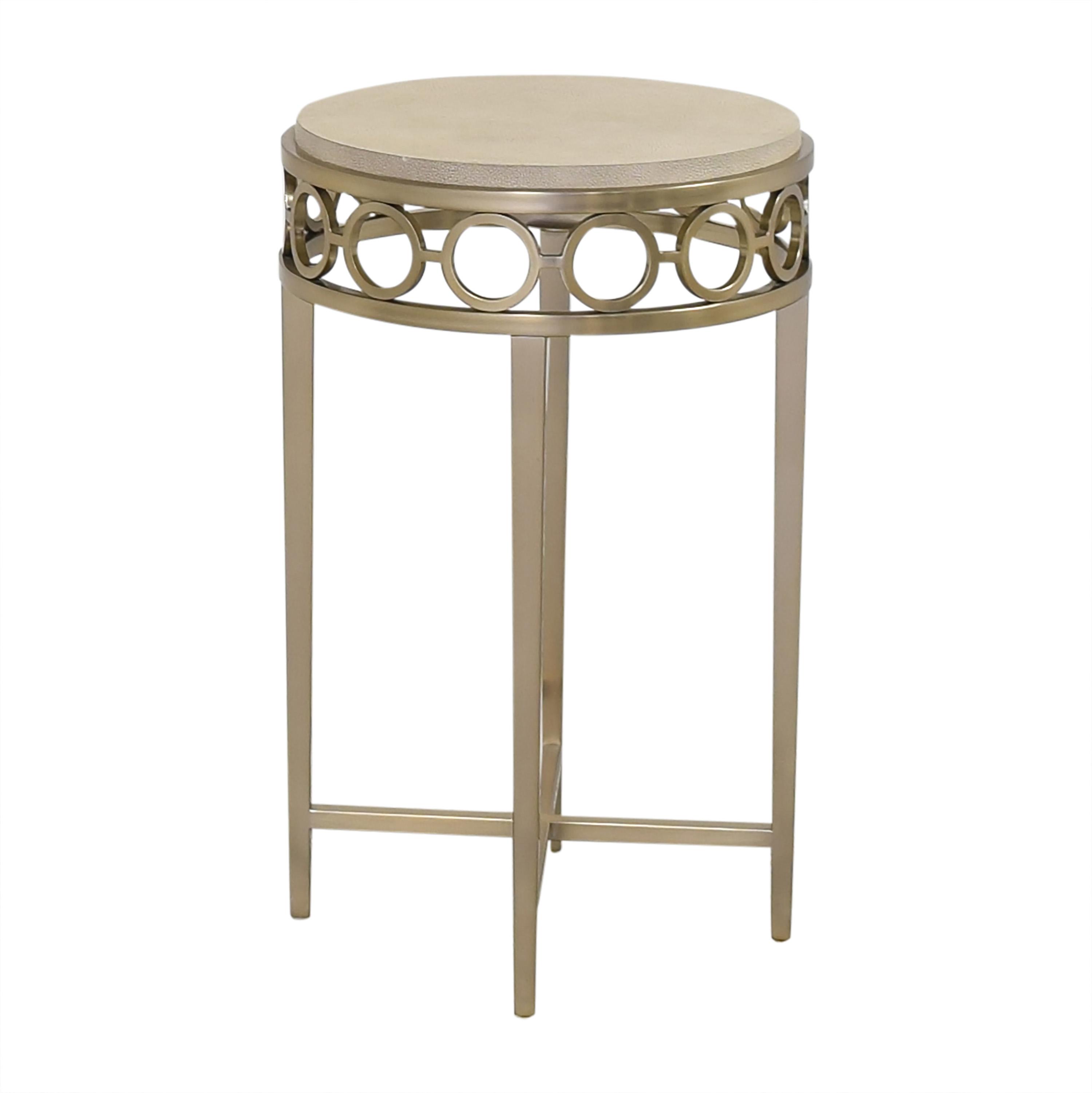 Bernhardt Bernhardt Round Chairside Table nj