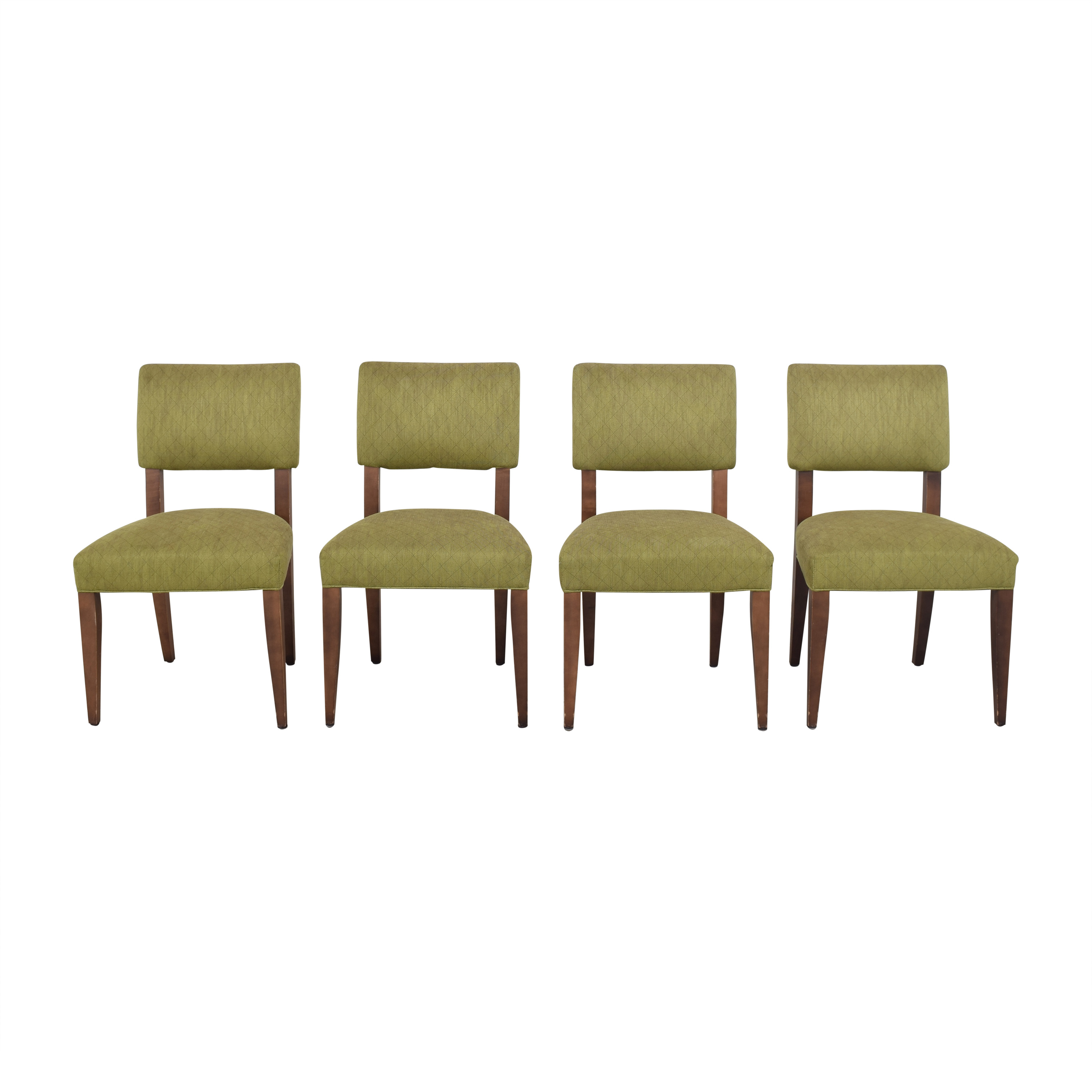 Crate & Barrel Crate & Barrel Cody Upholstered Dining Chairs price