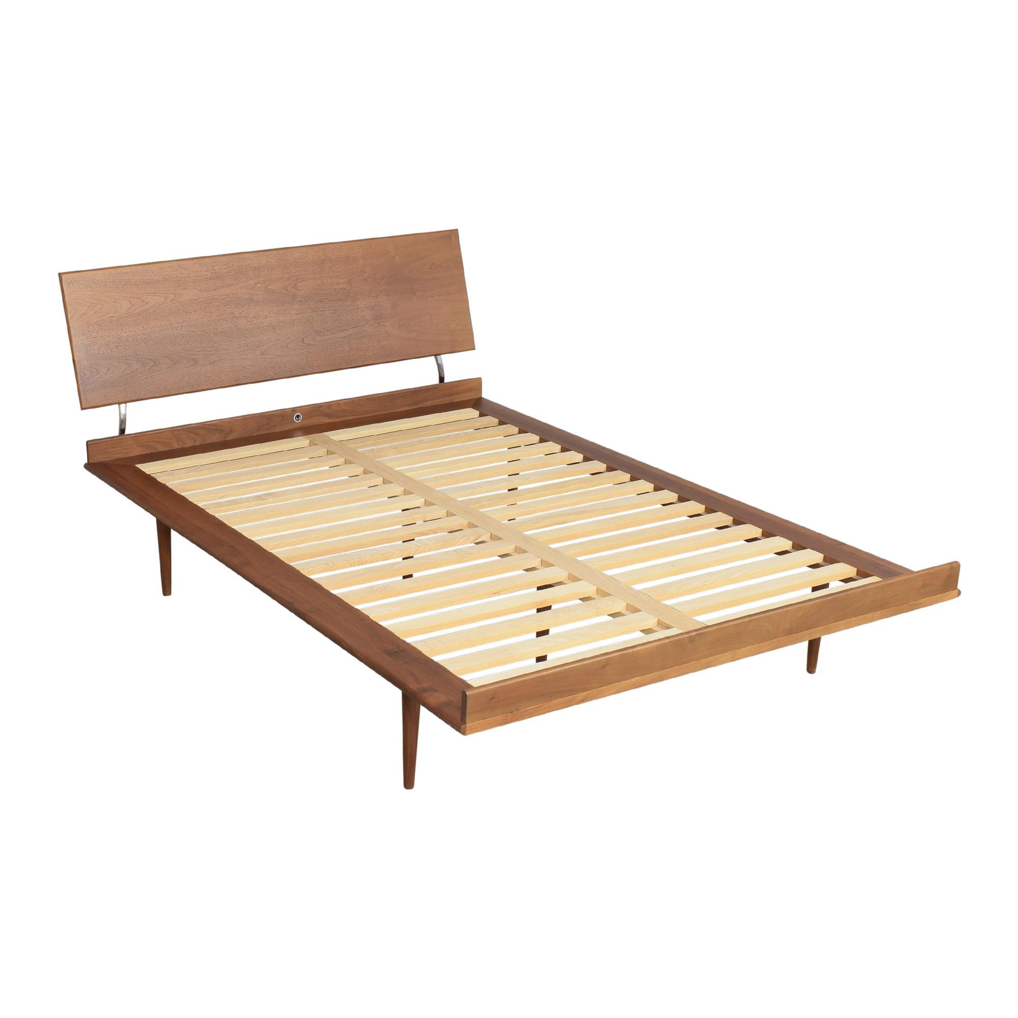 George Nelson Thin Edge Full Bed Herman Miller